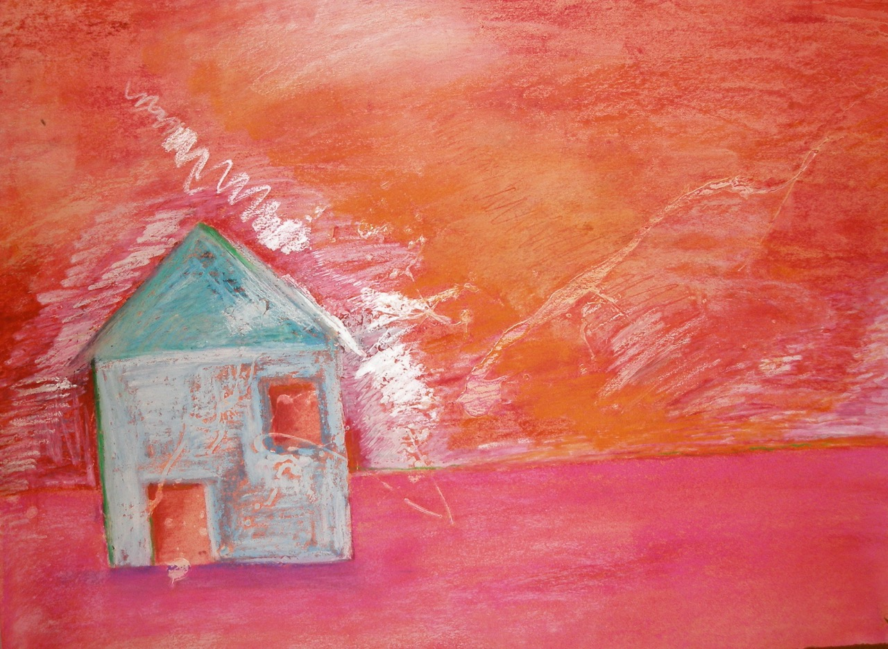 House in Red