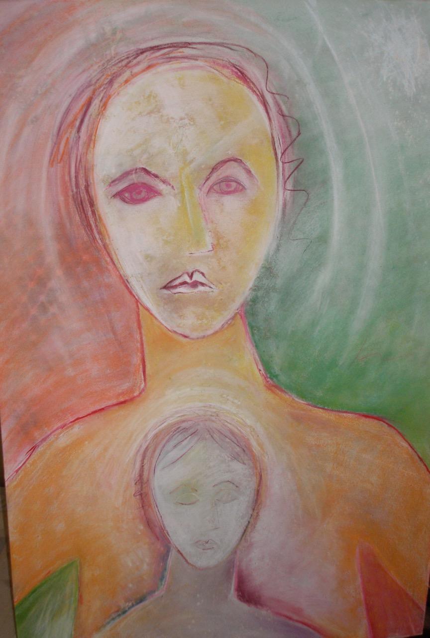 Mother & Child III