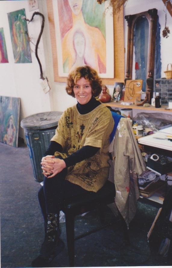 Arlene in Studio 1992