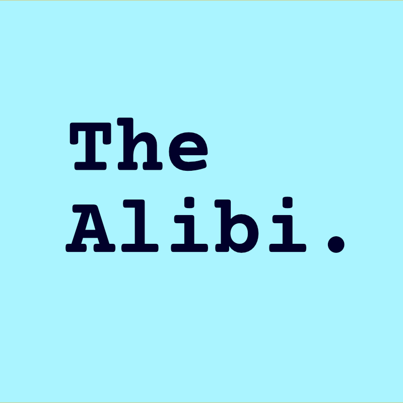 The Alibi - The world's first conference that gives you time, rather than eating it up...