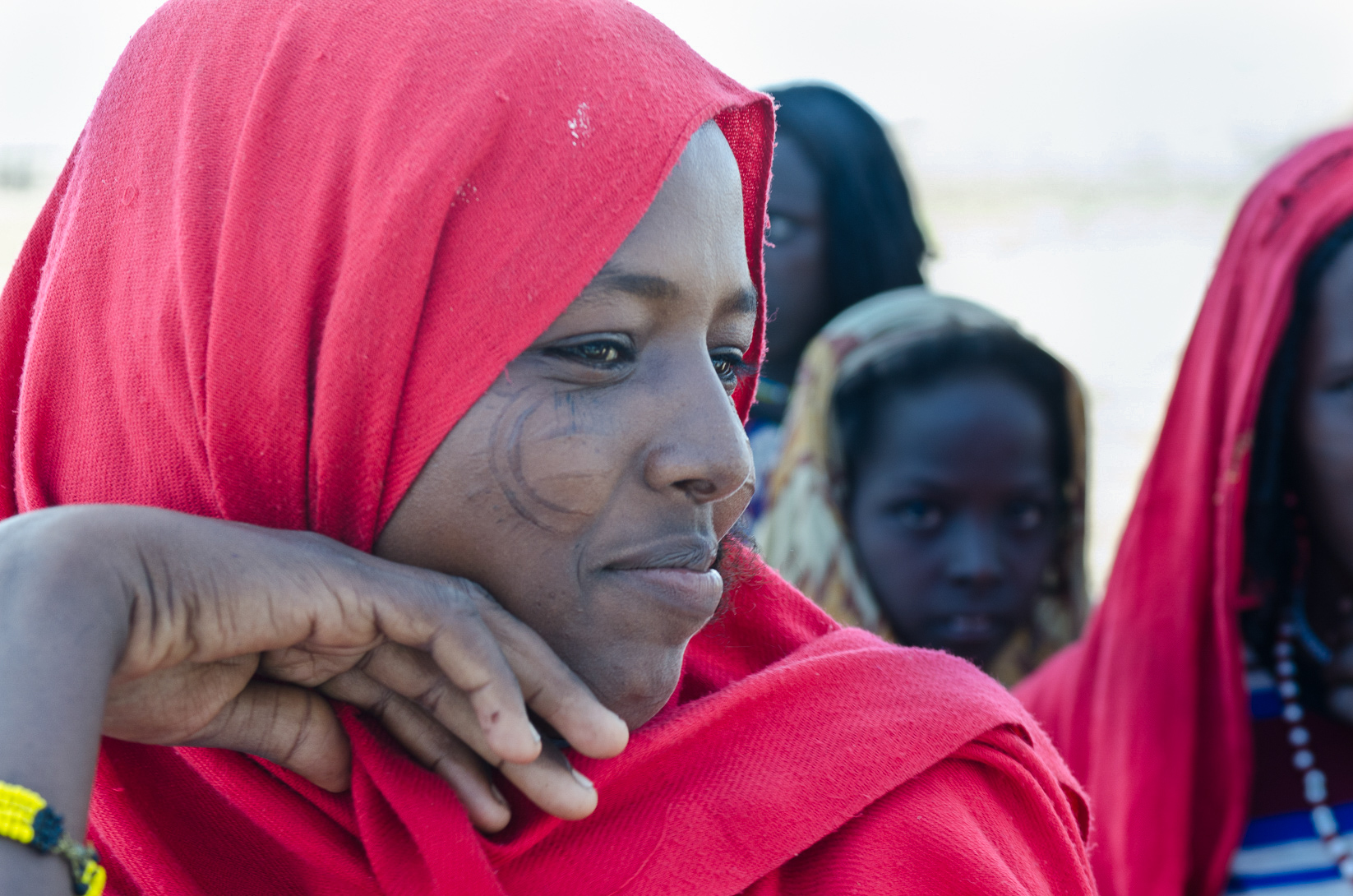Hawa was not cut when she was a girl after learning the long-lasting consequences of FGM. Through lessons with her family and community she is helping to bring an end to FGM
