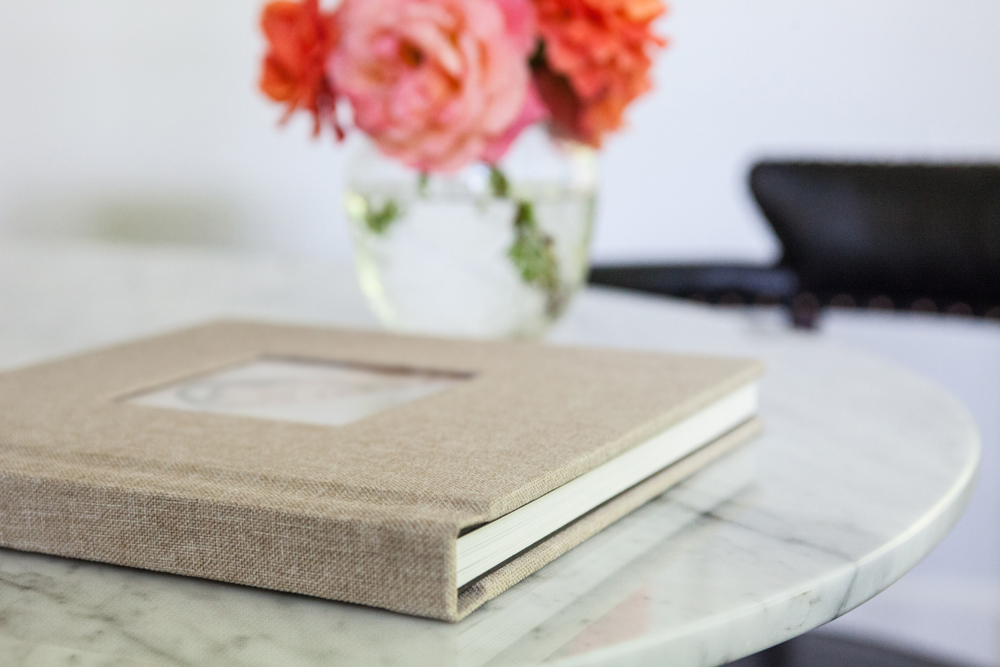 Albums make a statement in your home