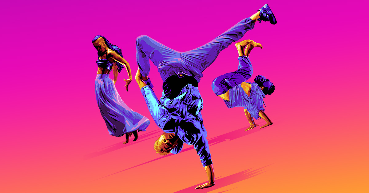 Breakin' Convention at Sadler's Wells weekend of 29-30th April