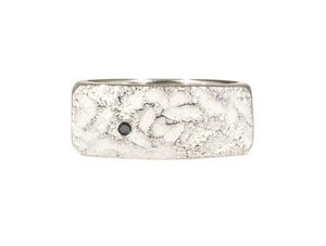 Copy of Pet ashes to diamonds ring (male)