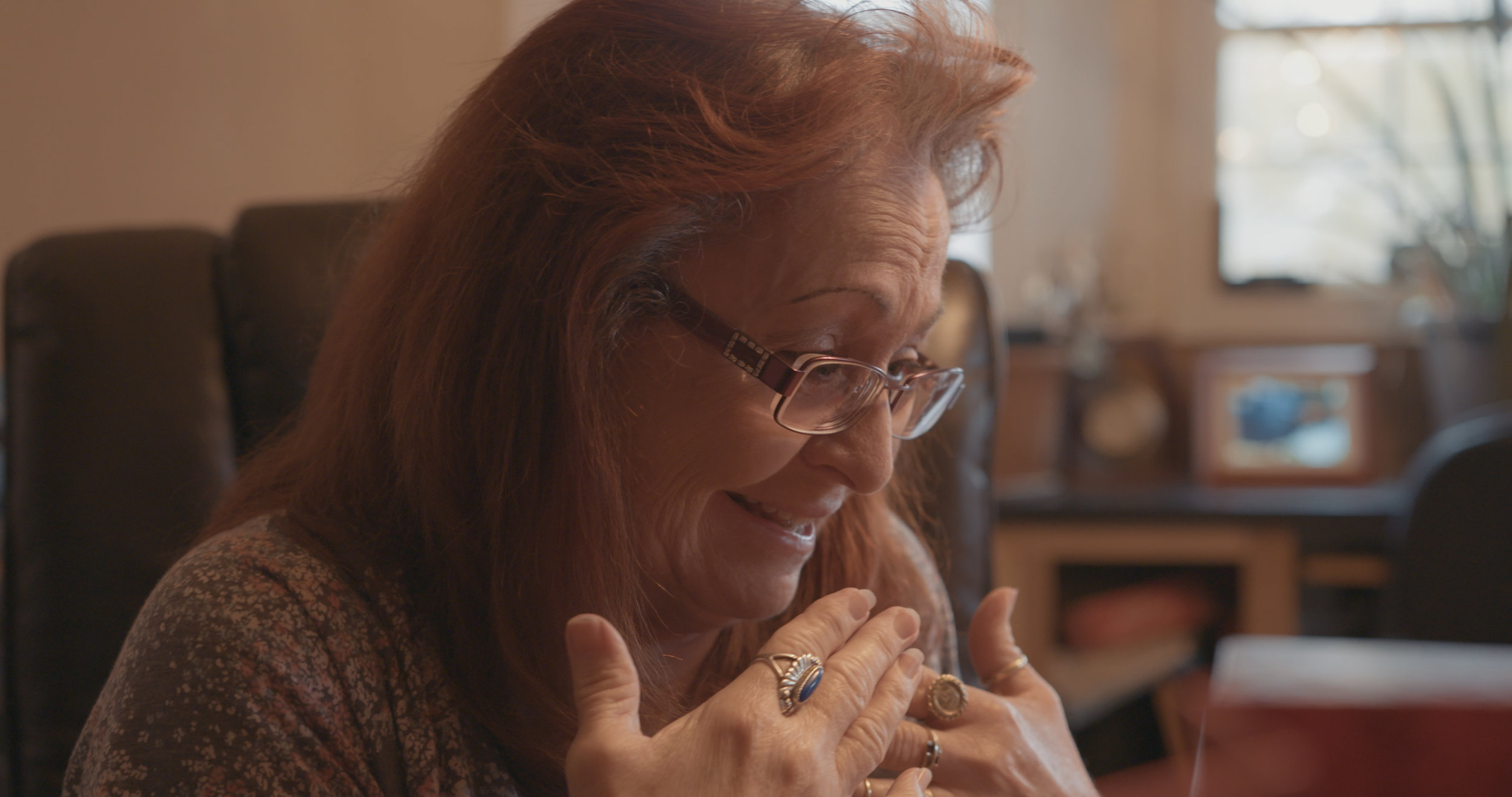Cindy's Surprise at Memorial Diamond