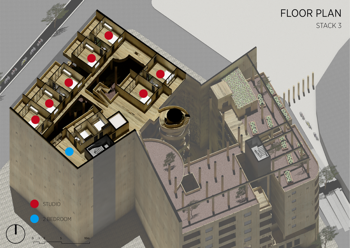 Stack 3 | Floor Plan