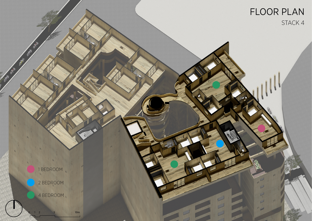 Stack 4 | Floor Plan
