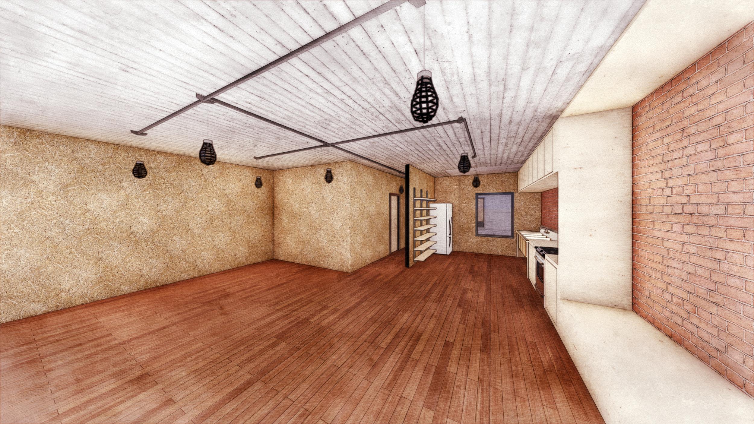 Apartment Internal View