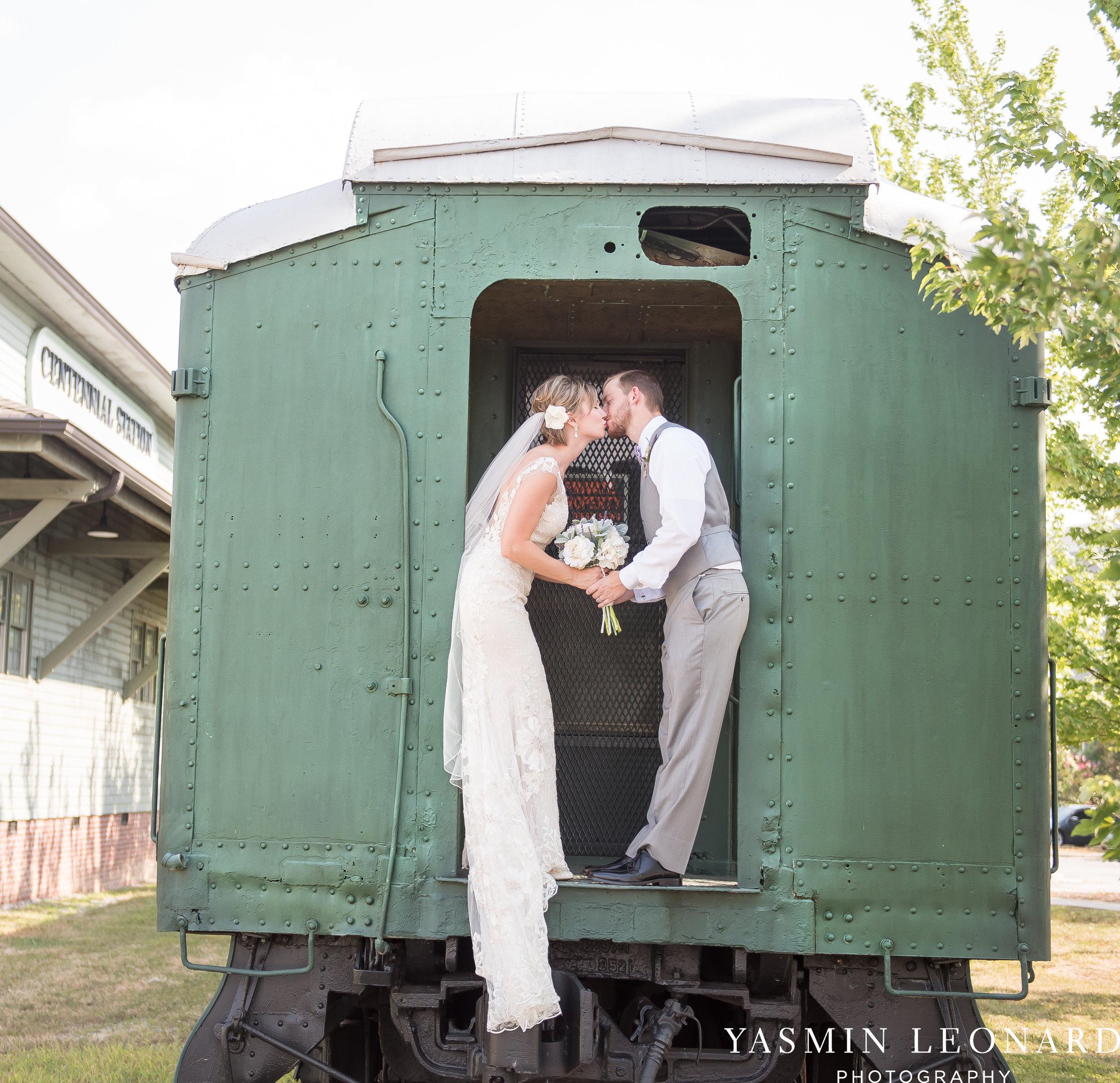 Centennial Station | High Point Wedding Photographer-39.jpg