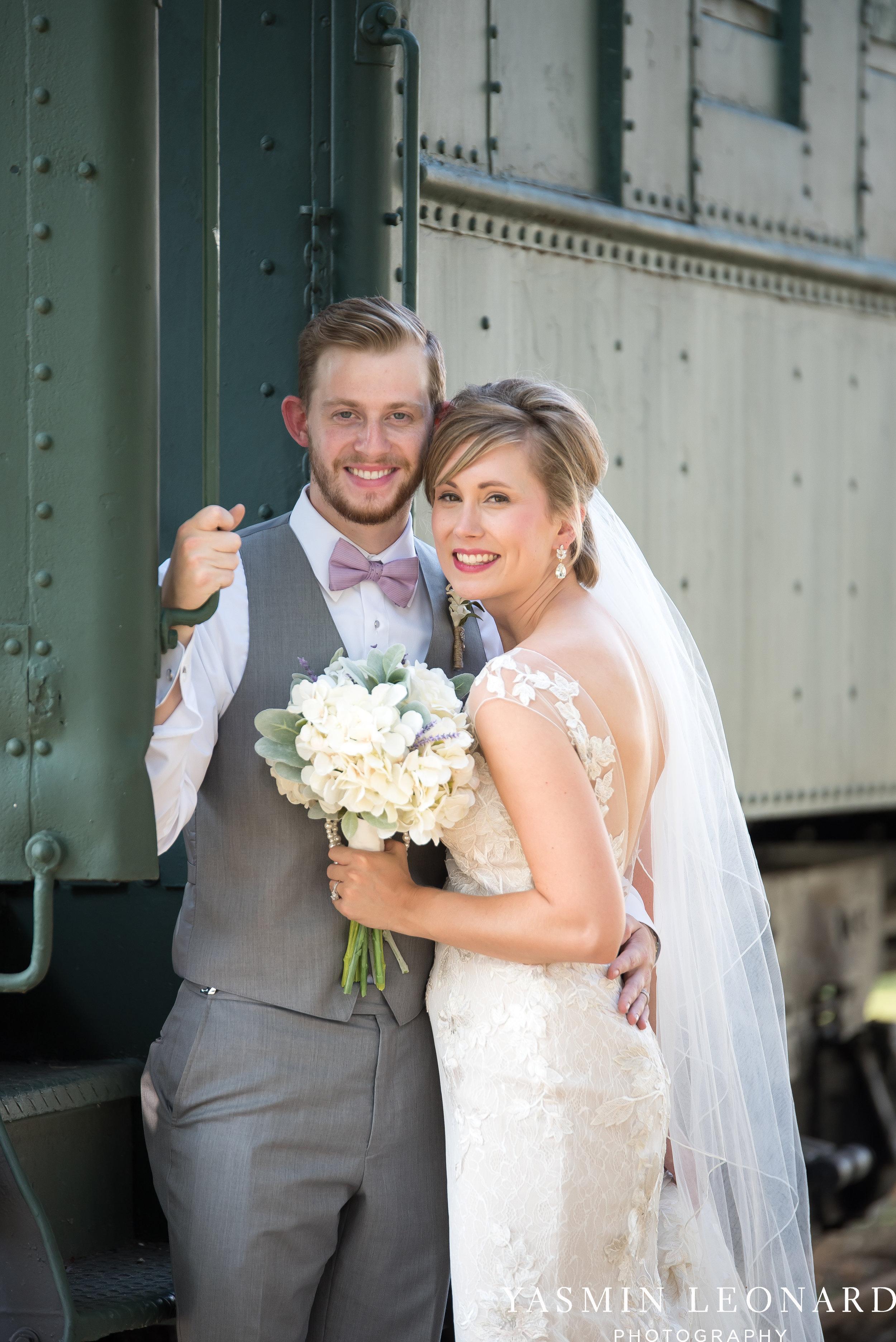 Centennial Station | High Point Wedding Photographer-41.jpg