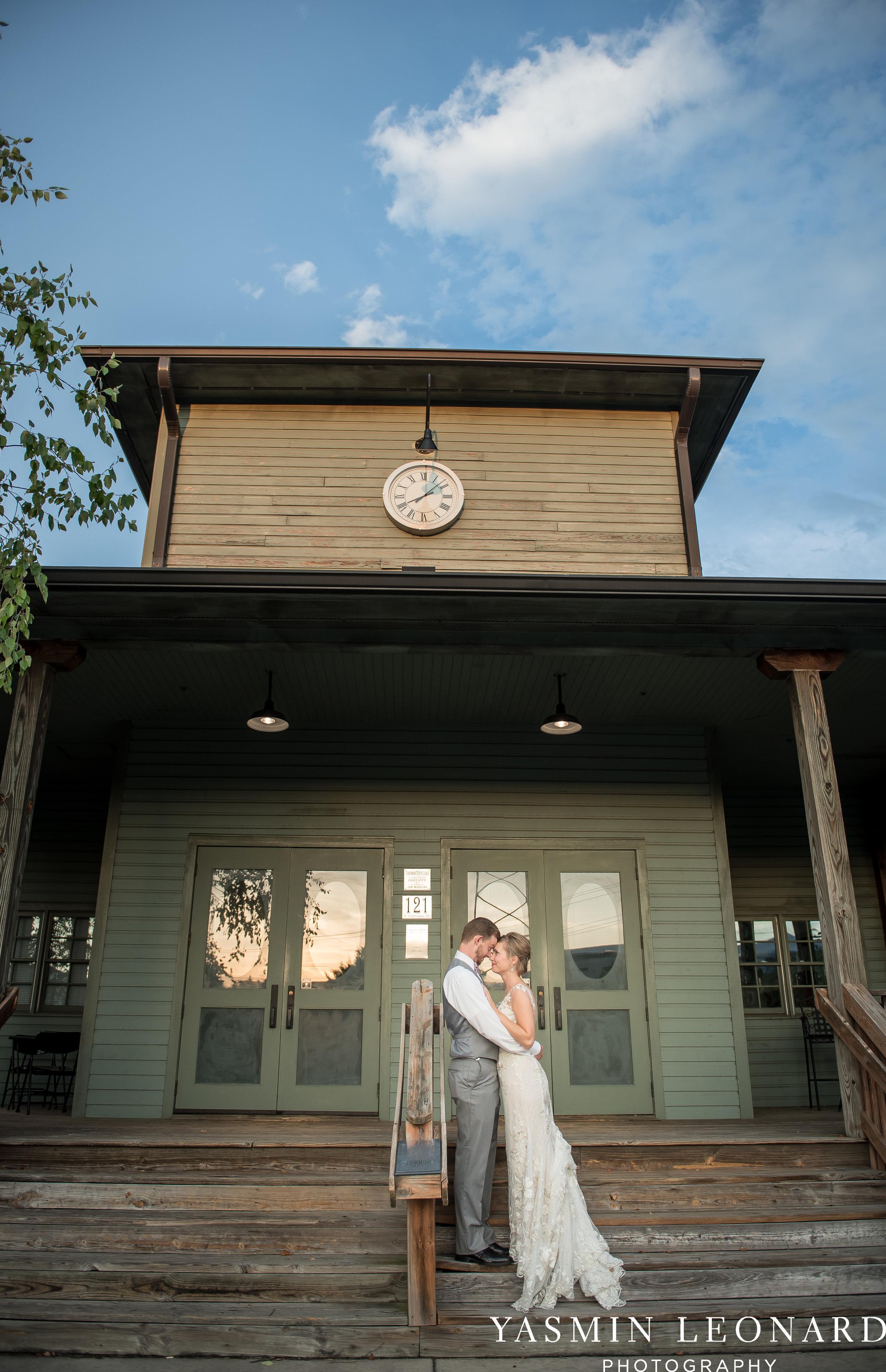 Centennial Station | High Point Wedding Photographer-74.jpg