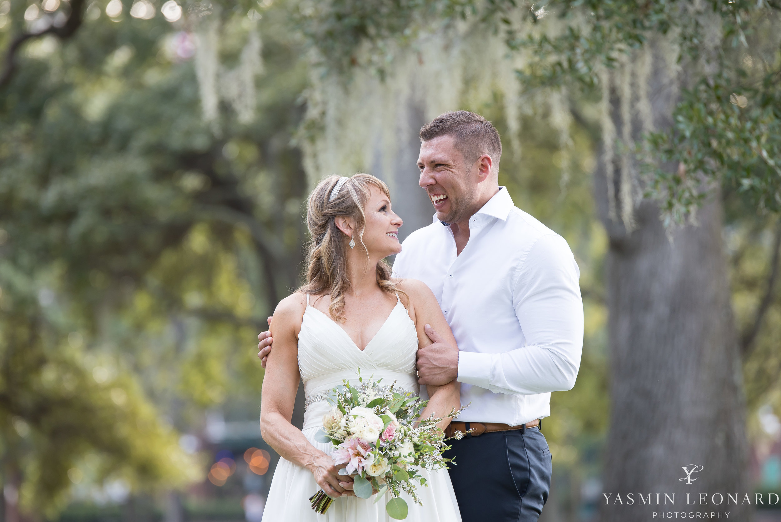 Downtown Charleston Wedding - NC Wedding Photographer -3.jpg