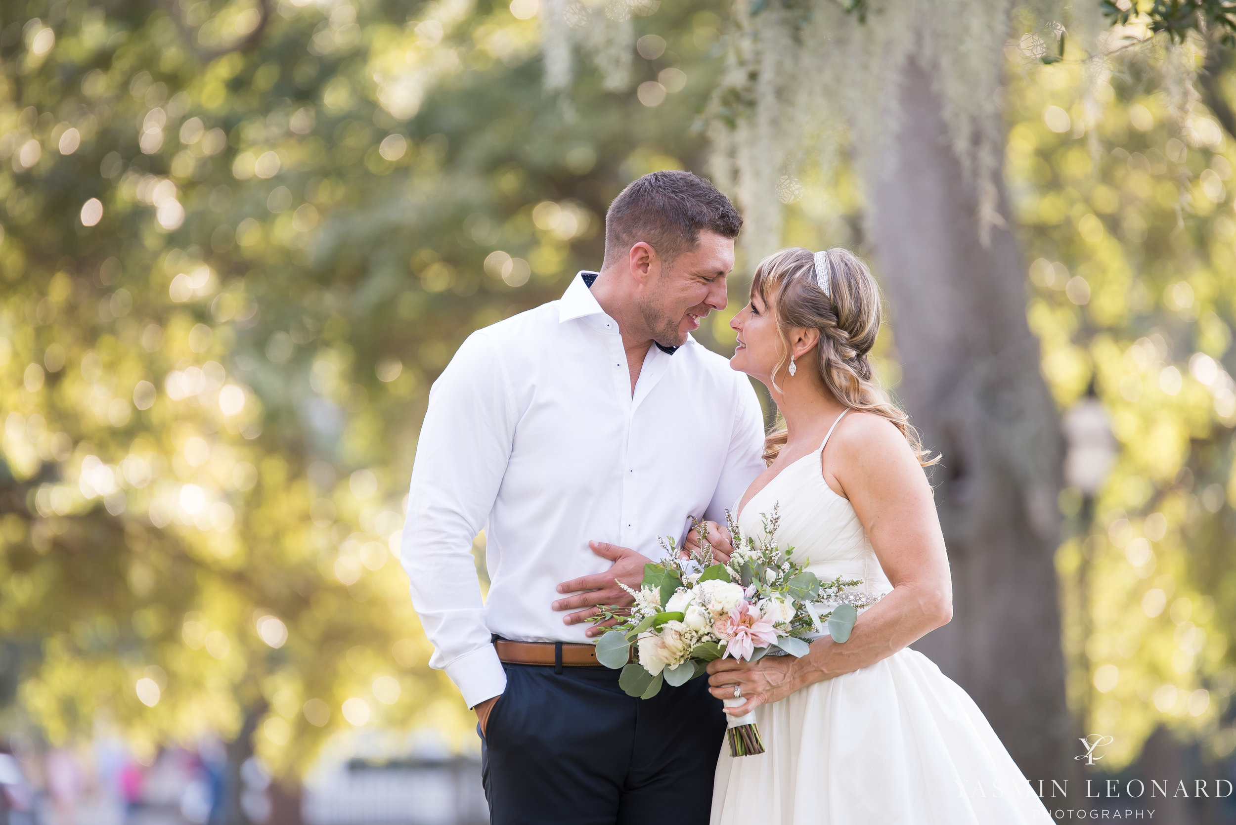 Downtown Charleston Wedding - NC Wedding Photographer -10.jpg