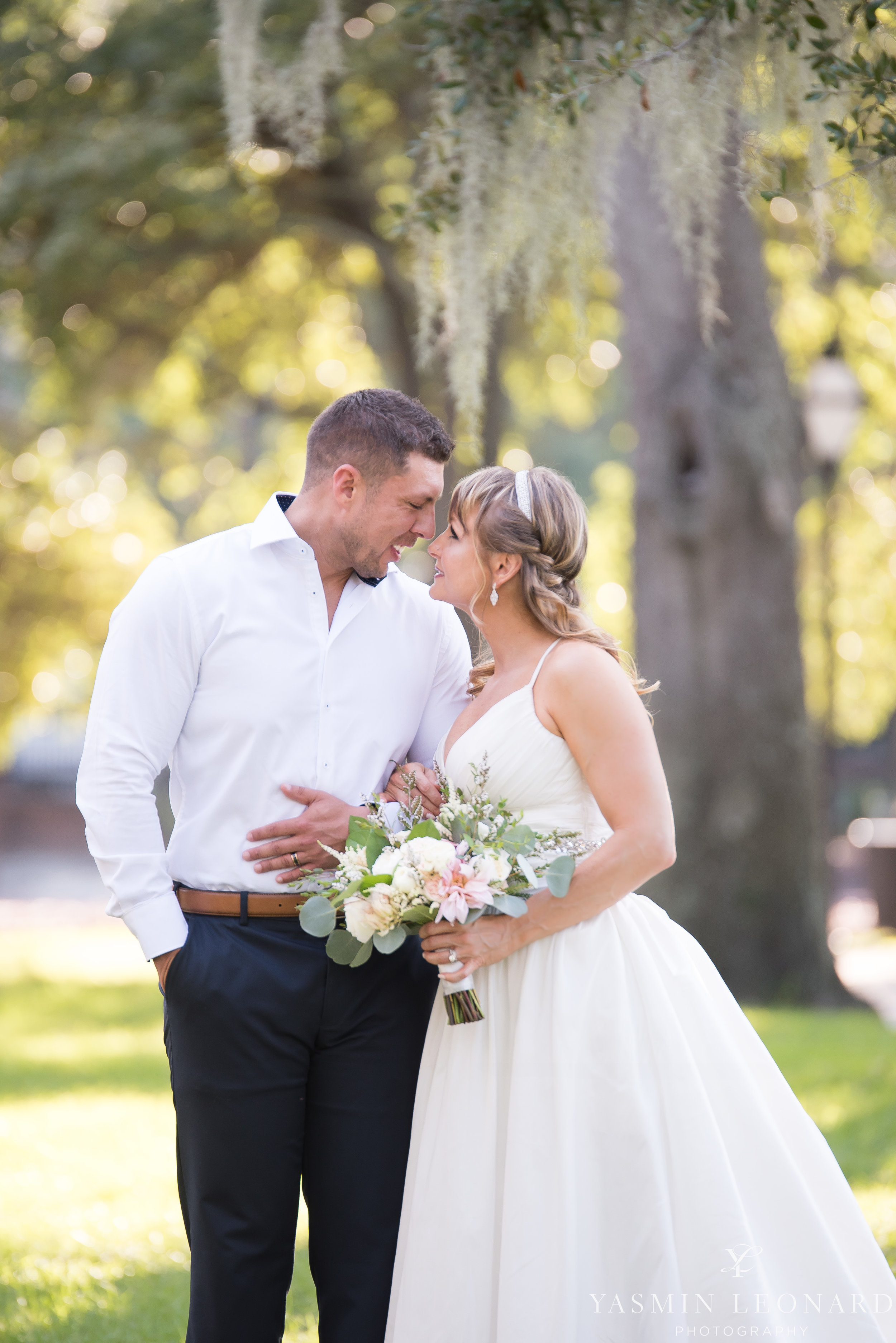 Downtown Charleston Wedding - NC Wedding Photographer -11.jpg