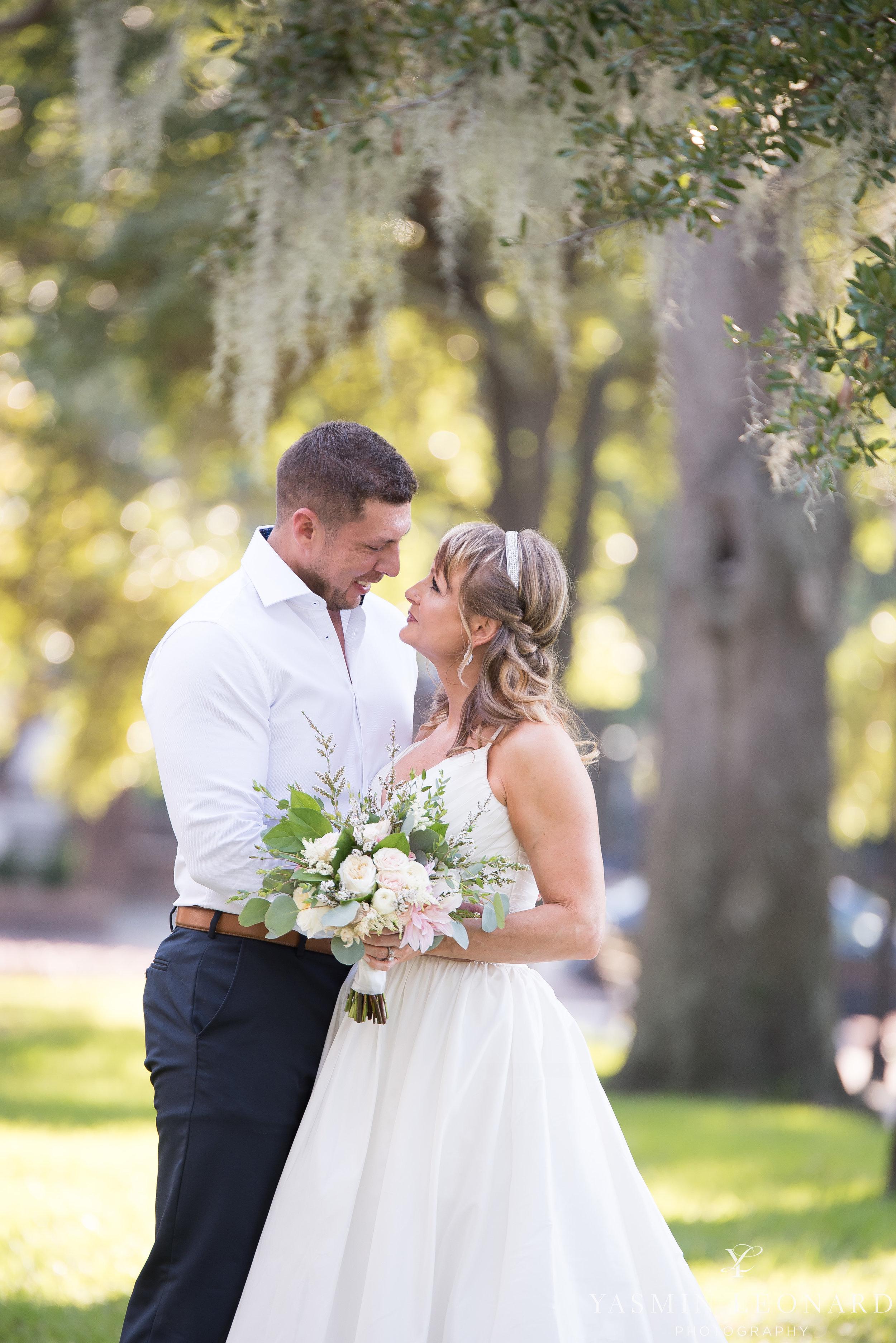 Downtown Charleston Wedding - NC Wedding Photographer -16.jpg