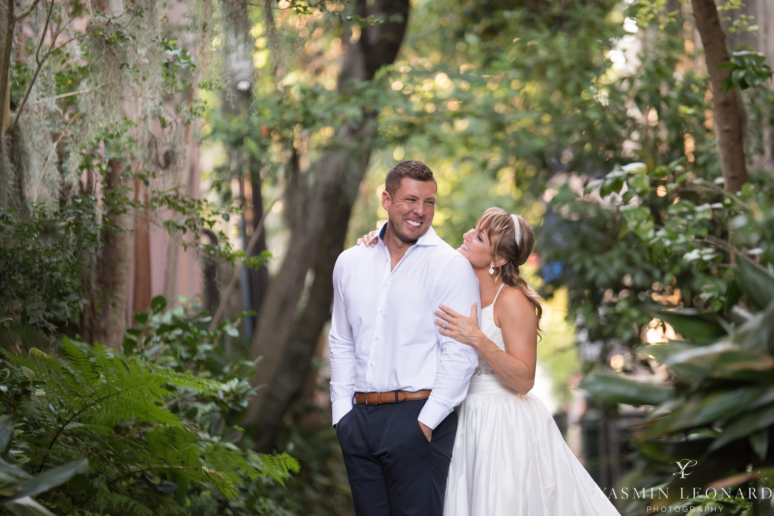 Downtown Charleston Wedding - NC Wedding Photographer -23.jpg