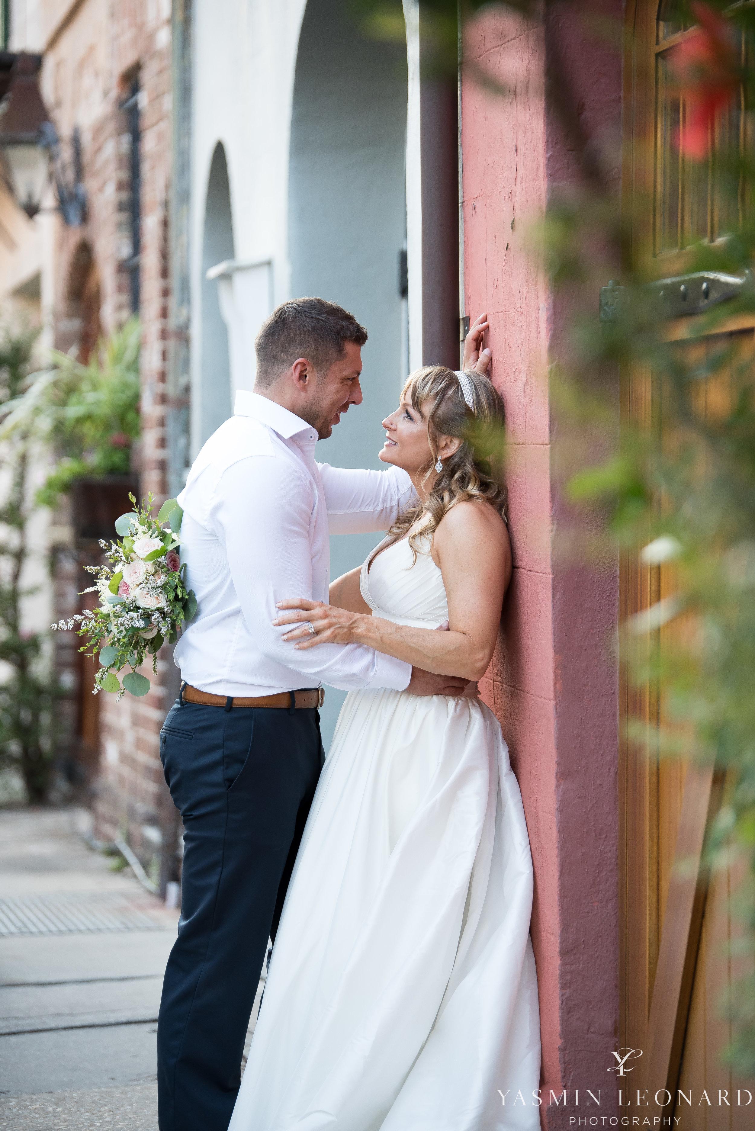 Downtown Charleston Wedding - NC Wedding Photographer -26.jpg