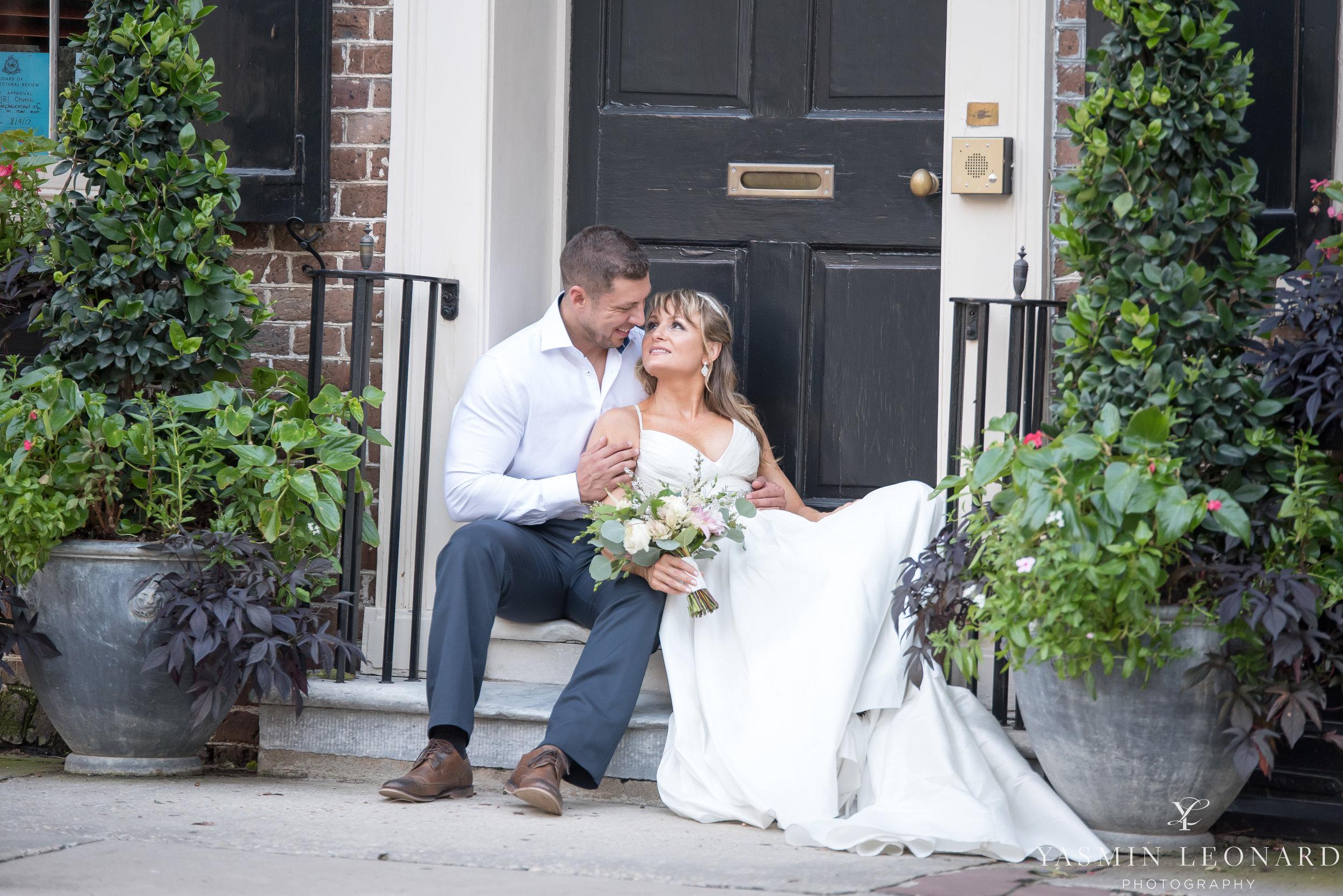 Downtown Charleston Wedding - NC Wedding Photographer -29.jpg