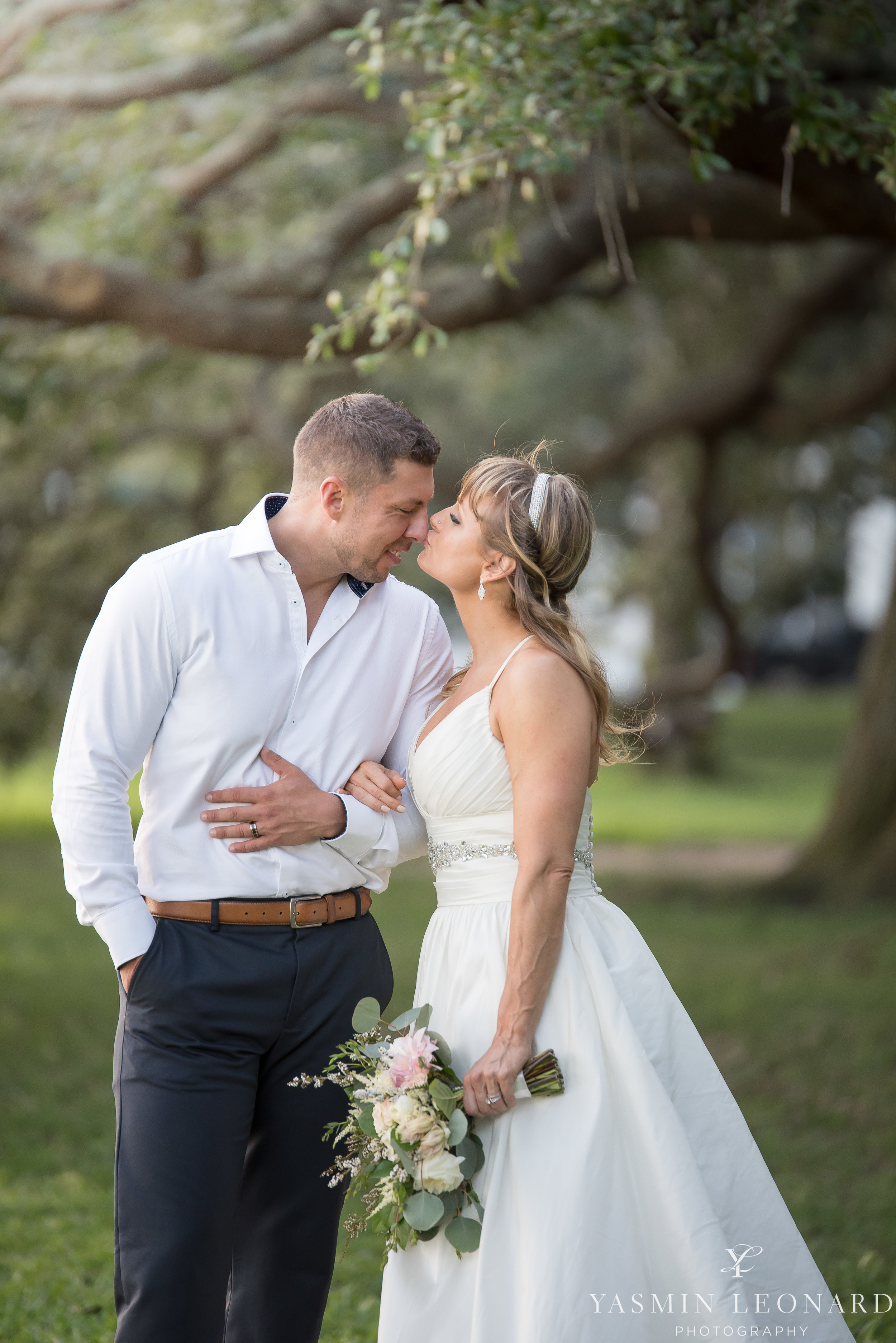 Downtown Charleston Wedding - NC Wedding Photographer -36.jpg