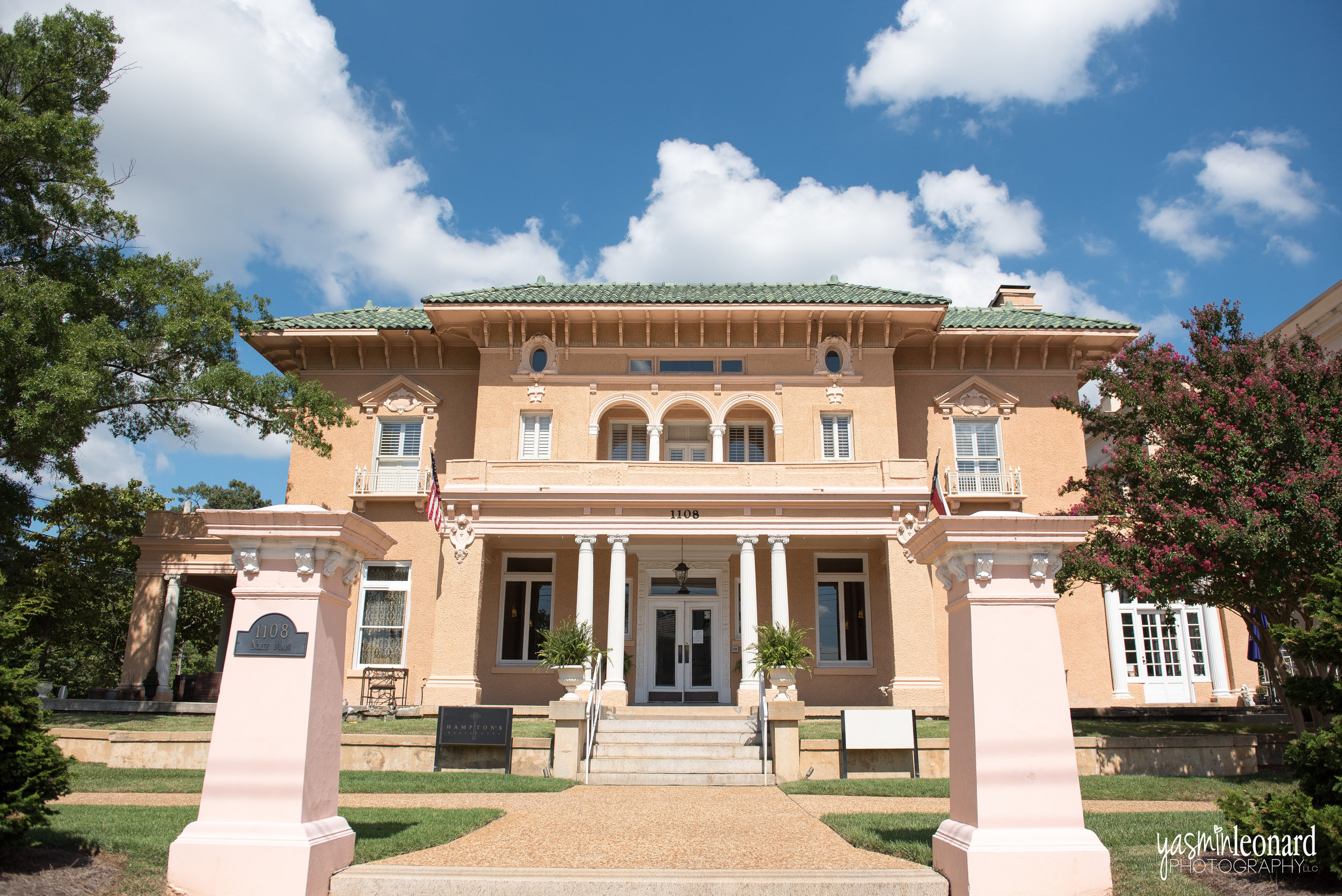 JH Adams Inn | High Point NC | Best Wedding Venue in the Piedmont Triad
