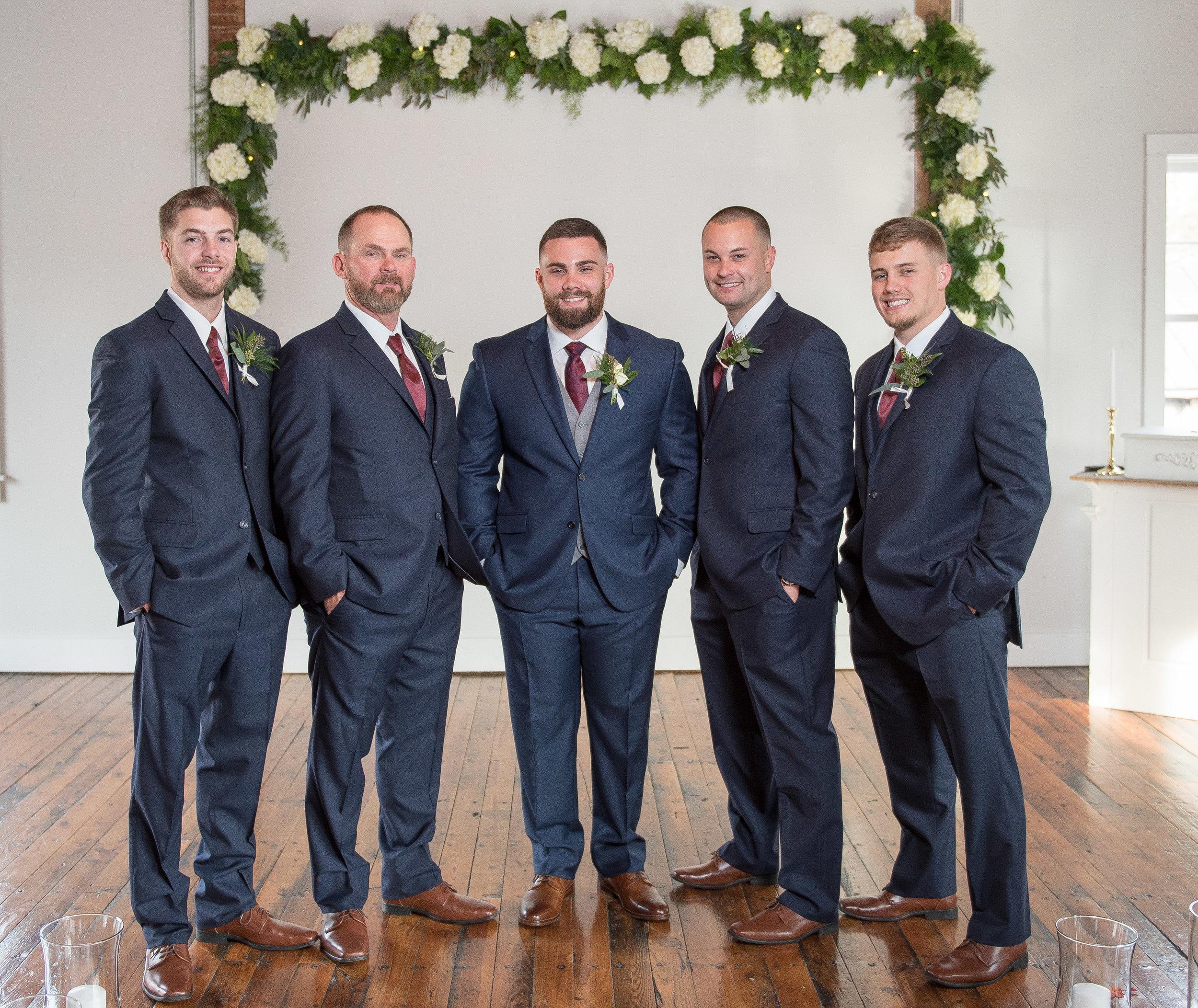 The Roller Mill Events - Winston Salem Weddings - NC Weddings - High Point NC Weddings - Winston Salem Venue - Yasmin Leonard Photography-27.jpg