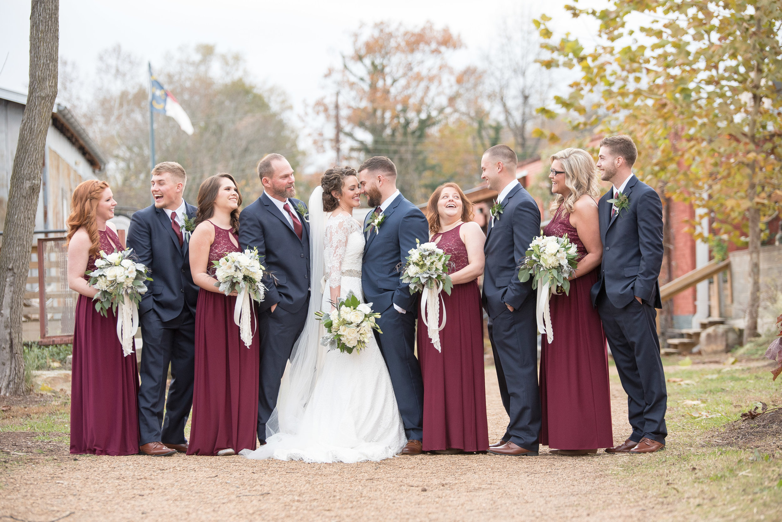 The Roller Mill Events - Winston Salem Weddings - NC Weddings - High Point NC Weddings - Winston Salem Venue - Yasmin Leonard Photography-55.jpg