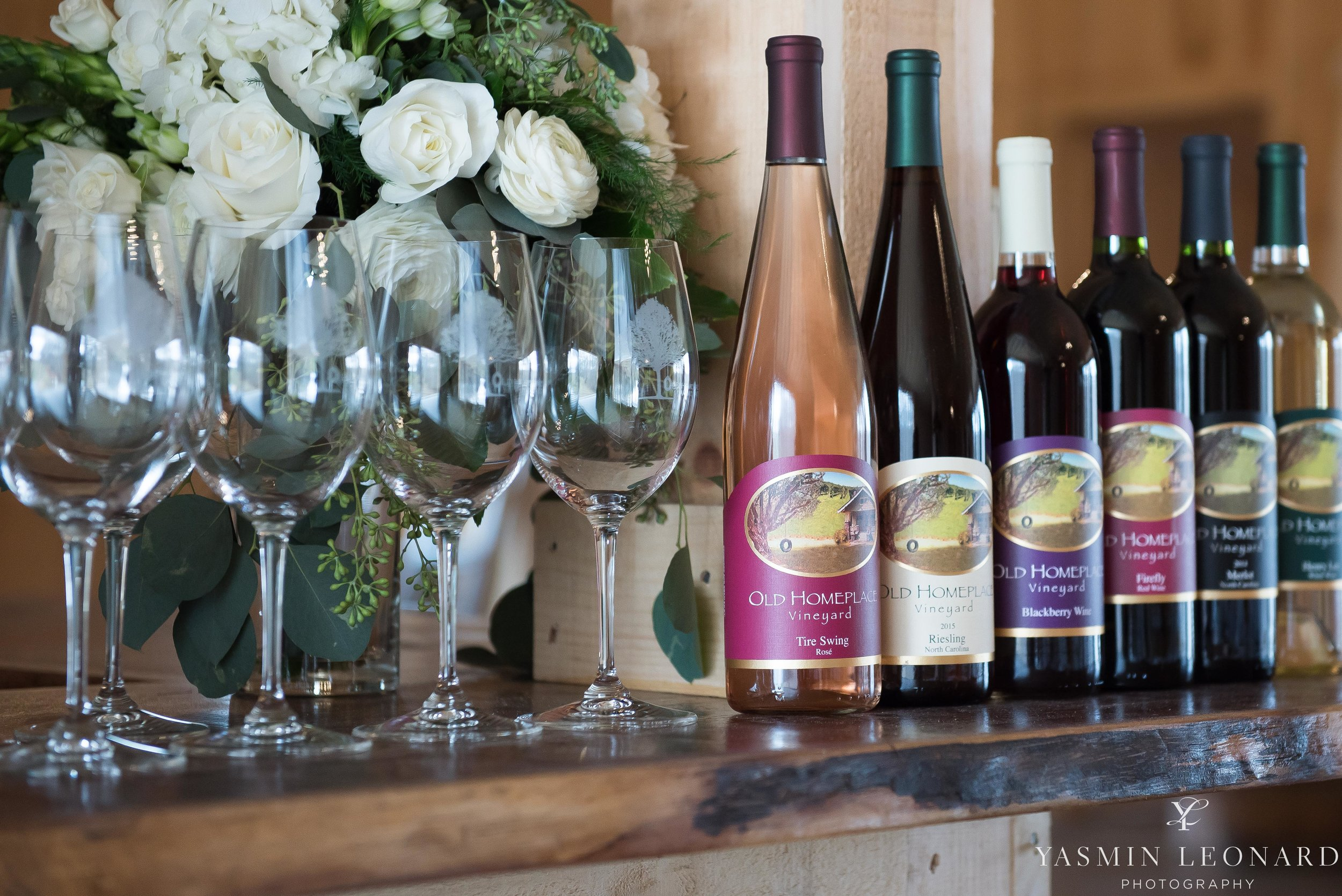 Old Homeplace Vineyard - Grits and Glitter - Dashing Dames Bridal Boutique - Just Priceless - Yasmin Leonard Photography - High Point Weddings - NC Weddings - NC Wedding Venues - High Point Jewelers - NC Wines - NC Vineyards - Cupcake Cuties-22.jpg
