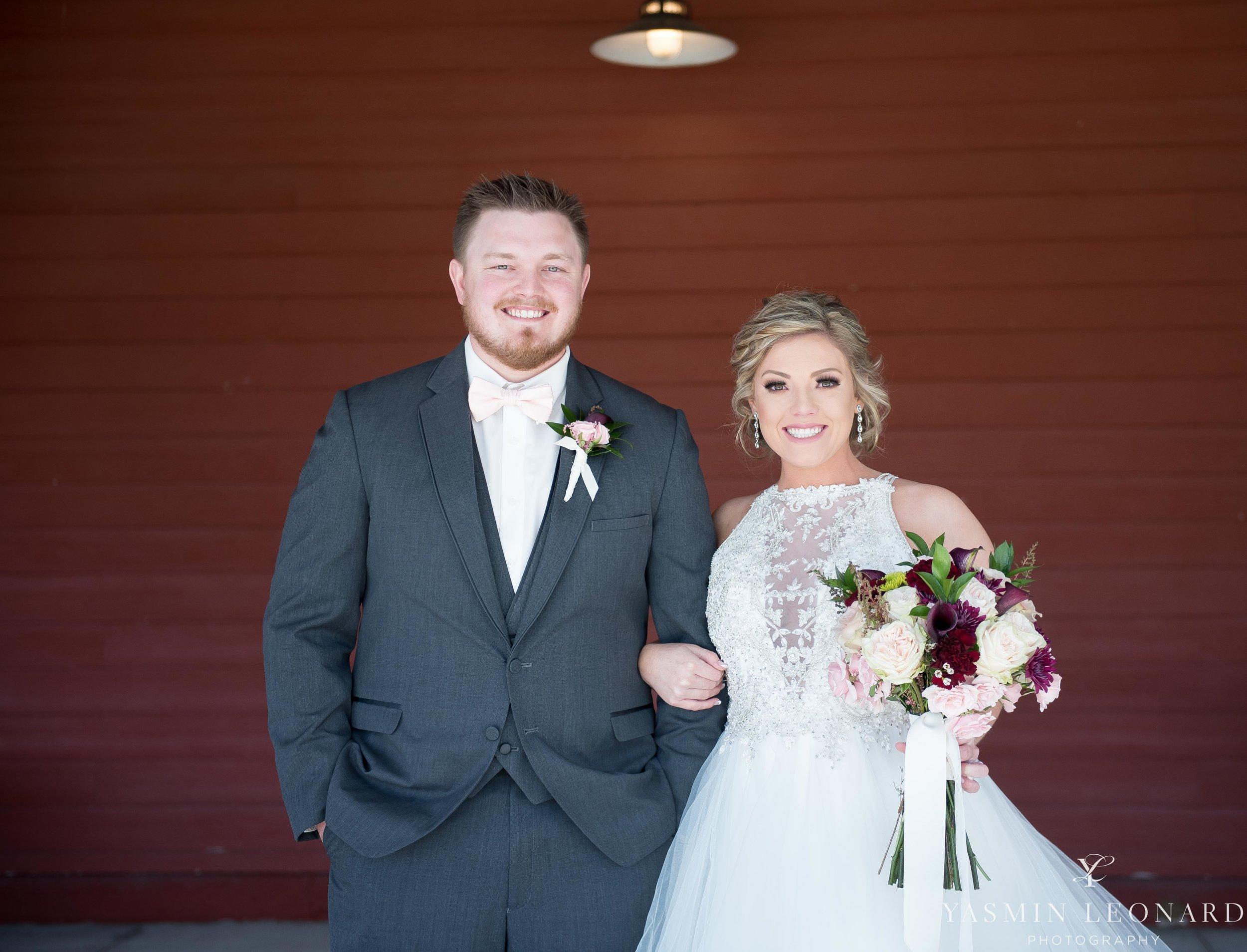 Millikan Farms - Millikan Farms Wedding - Sophia NC Wedding - NC Wedding - NC Wedding Photographer - Yasmin Leonard Photography - High Point Photographer - Barn Wedding - Wedding Venues in NC - Triad Wedding Photographer-23.jpg