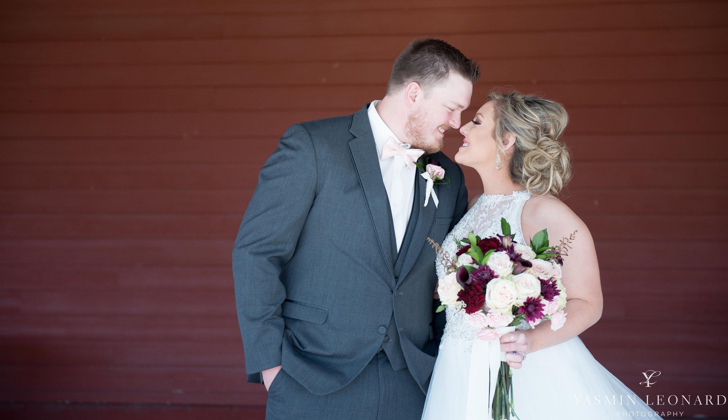 Millikan Farms - Millikan Farms Wedding - Sophia NC Wedding - NC Wedding - NC Wedding Photographer - Yasmin Leonard Photography - High Point Photographer - Barn Wedding - Wedding Venues in NC - Triad Wedding Photographer-24.jpg