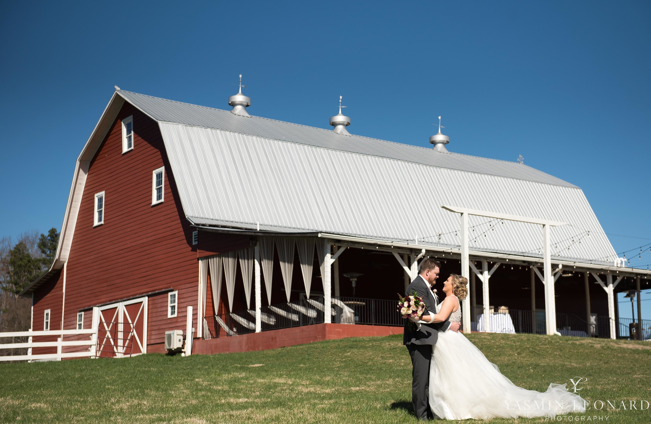 Millikan Farms - Millikan Farms Wedding - Sophia NC Wedding - NC Wedding - NC Wedding Photographer - Yasmin Leonard Photography - High Point Photographer - Barn Wedding - Wedding Venues in NC - Triad Wedding Photographer-26.jpg