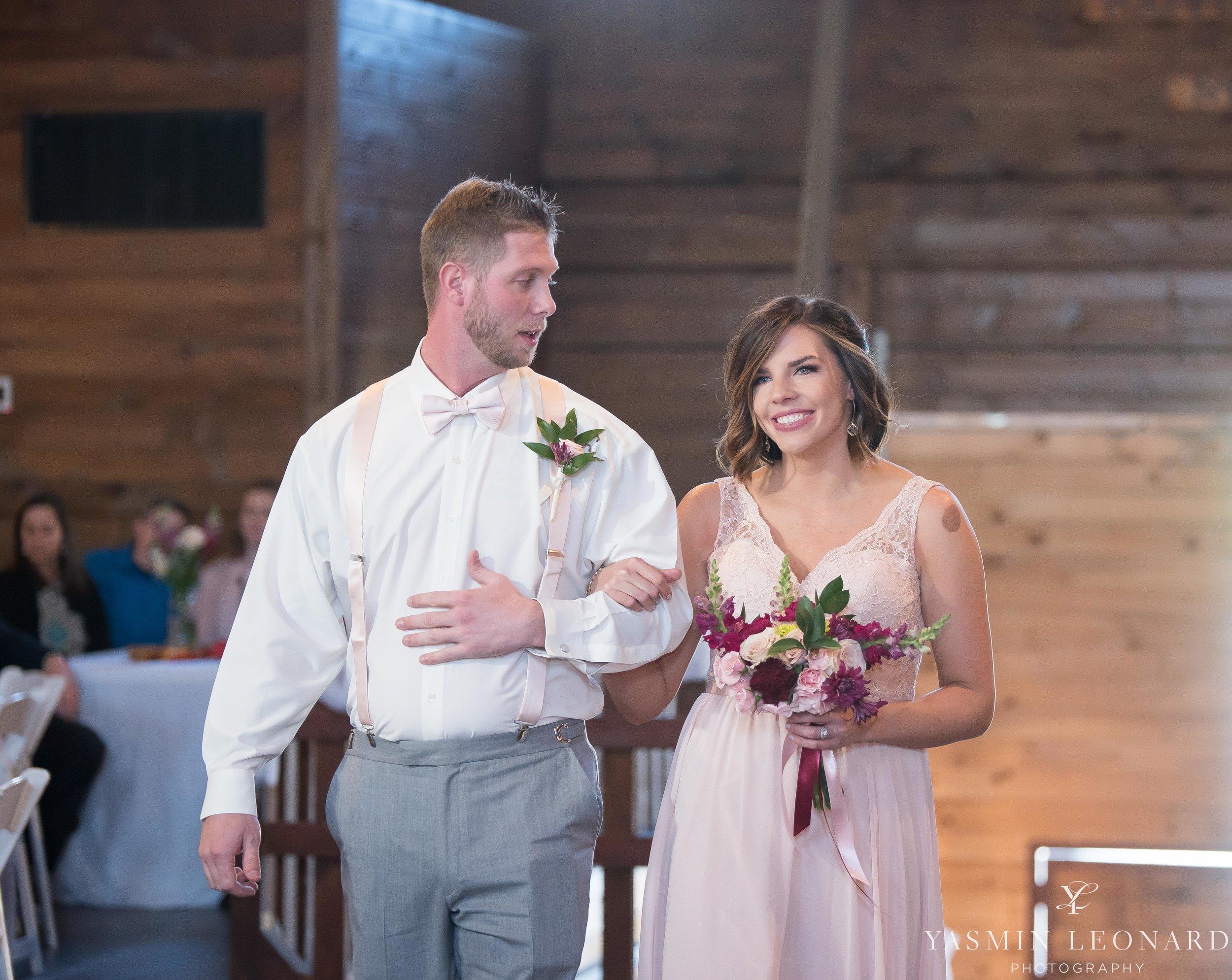 Millikan Farms - Millikan Farms Wedding - Sophia NC Wedding - NC Wedding - NC Wedding Photographer - Yasmin Leonard Photography - High Point Photographer - Barn Wedding - Wedding Venues in NC - Triad Wedding Photographer-34.jpg
