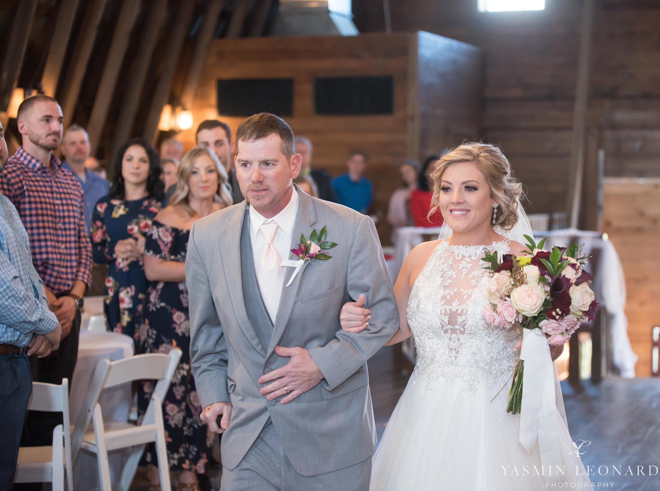 Millikan Farms - Millikan Farms Wedding - Sophia NC Wedding - NC Wedding - NC Wedding Photographer - Yasmin Leonard Photography - High Point Photographer - Barn Wedding - Wedding Venues in NC - Triad Wedding Photographer-41.jpg