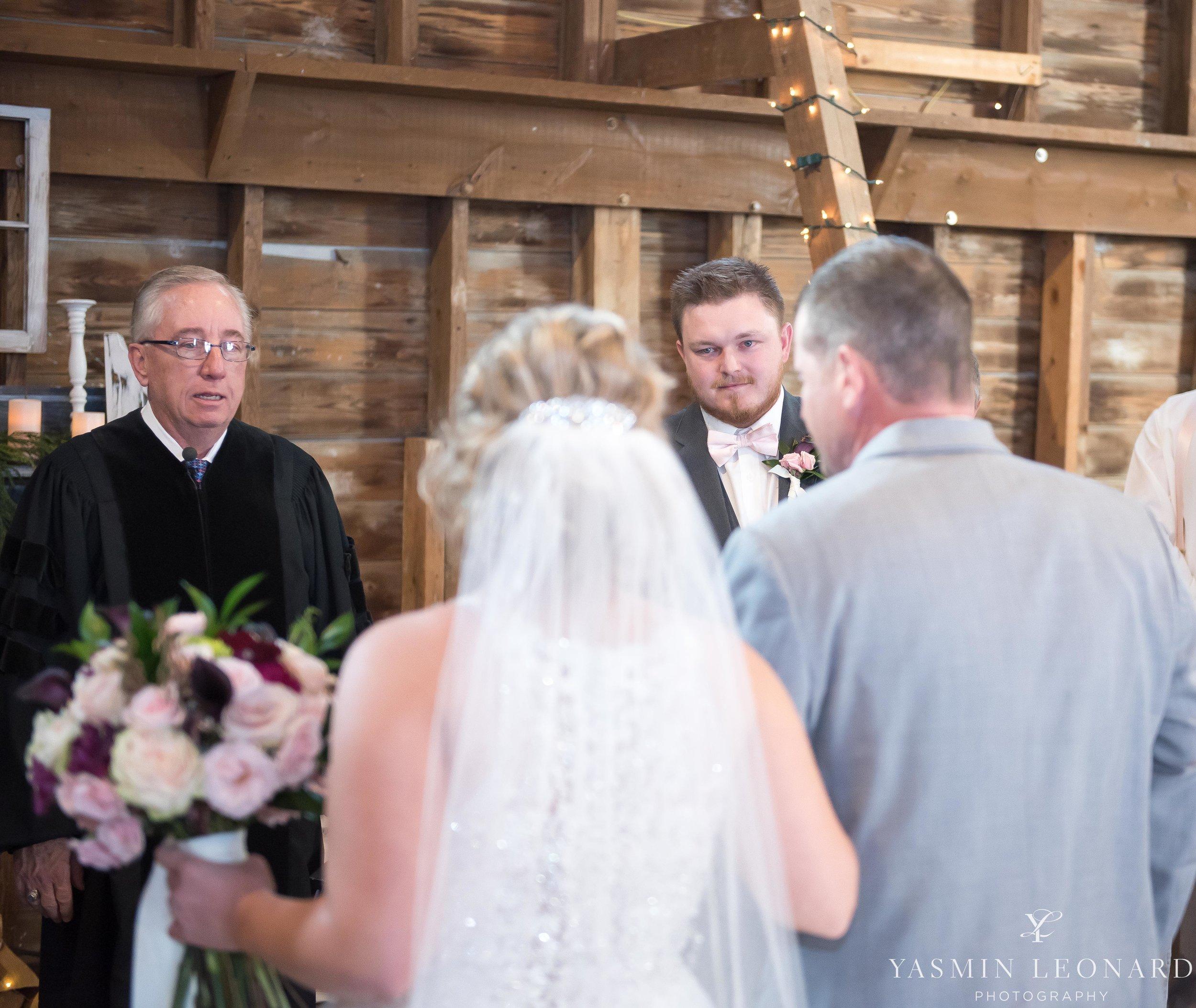 Millikan Farms - Millikan Farms Wedding - Sophia NC Wedding - NC Wedding - NC Wedding Photographer - Yasmin Leonard Photography - High Point Photographer - Barn Wedding - Wedding Venues in NC - Triad Wedding Photographer-42.jpg