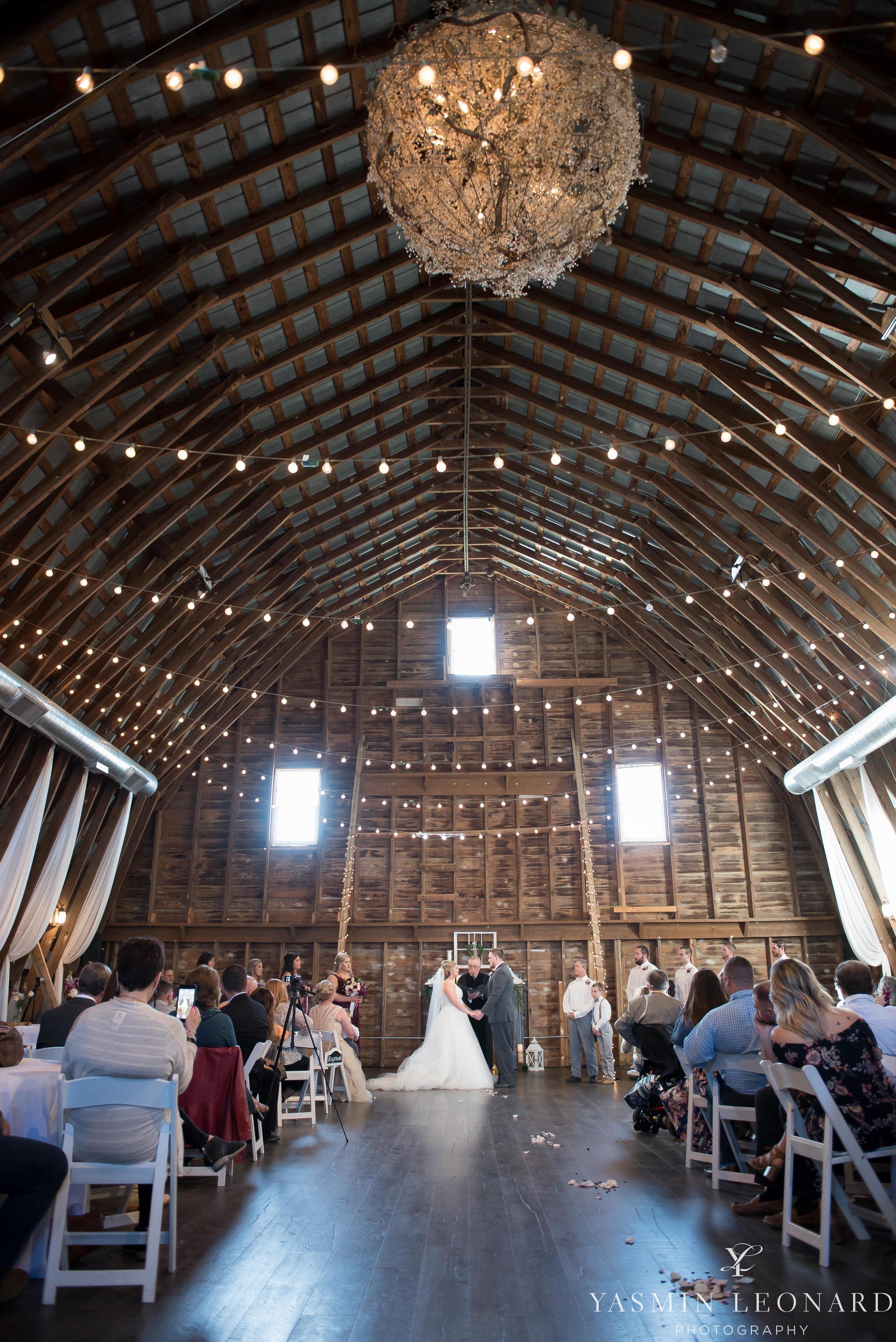 Millikan Farms - Millikan Farms Wedding - Sophia NC Wedding - NC Wedding - NC Wedding Photographer - Yasmin Leonard Photography - High Point Photographer - Barn Wedding - Wedding Venues in NC - Triad Wedding Photographer-47.jpg