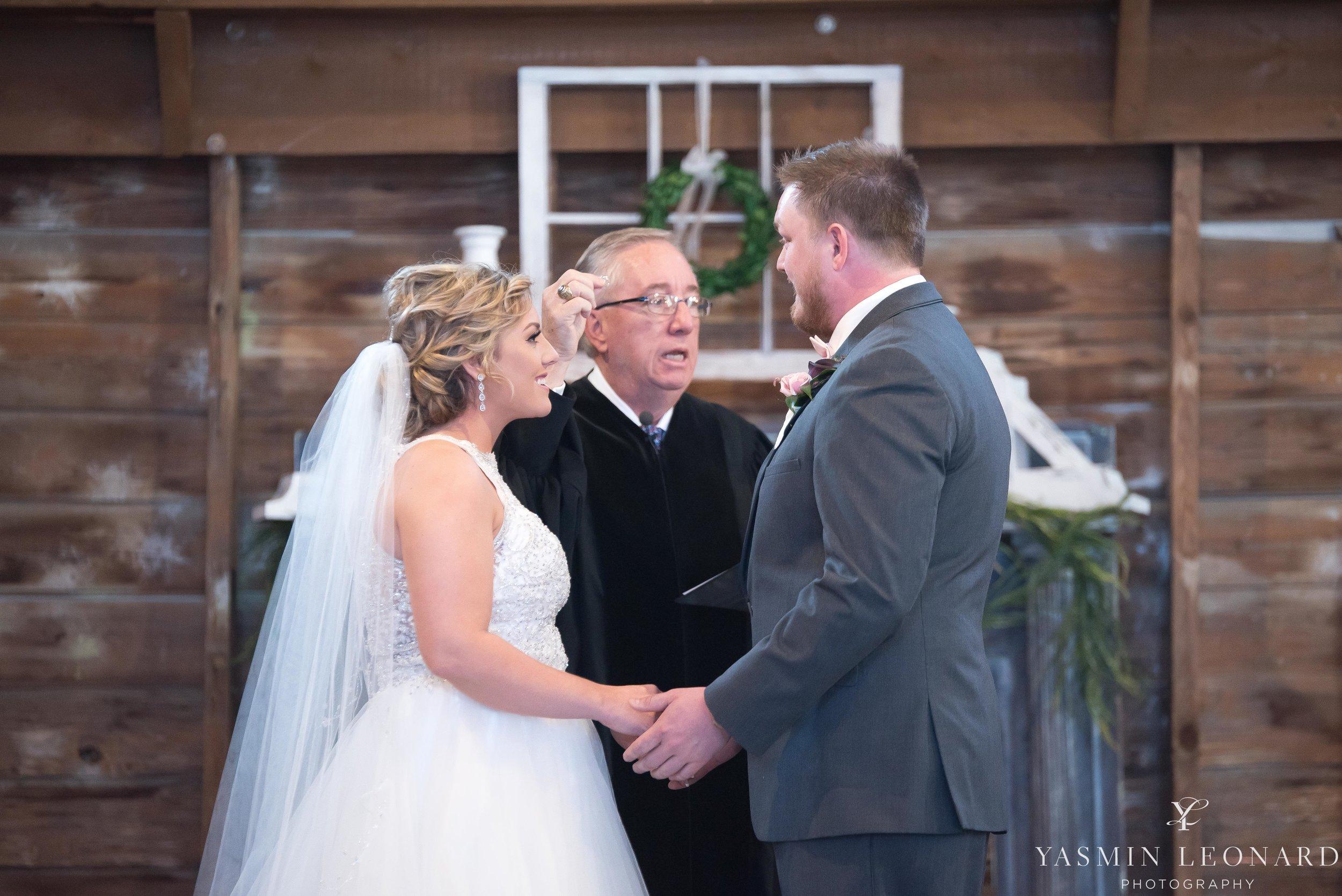 Millikan Farms - Millikan Farms Wedding - Sophia NC Wedding - NC Wedding - NC Wedding Photographer - Yasmin Leonard Photography - High Point Photographer - Barn Wedding - Wedding Venues in NC - Triad Wedding Photographer-48.jpg