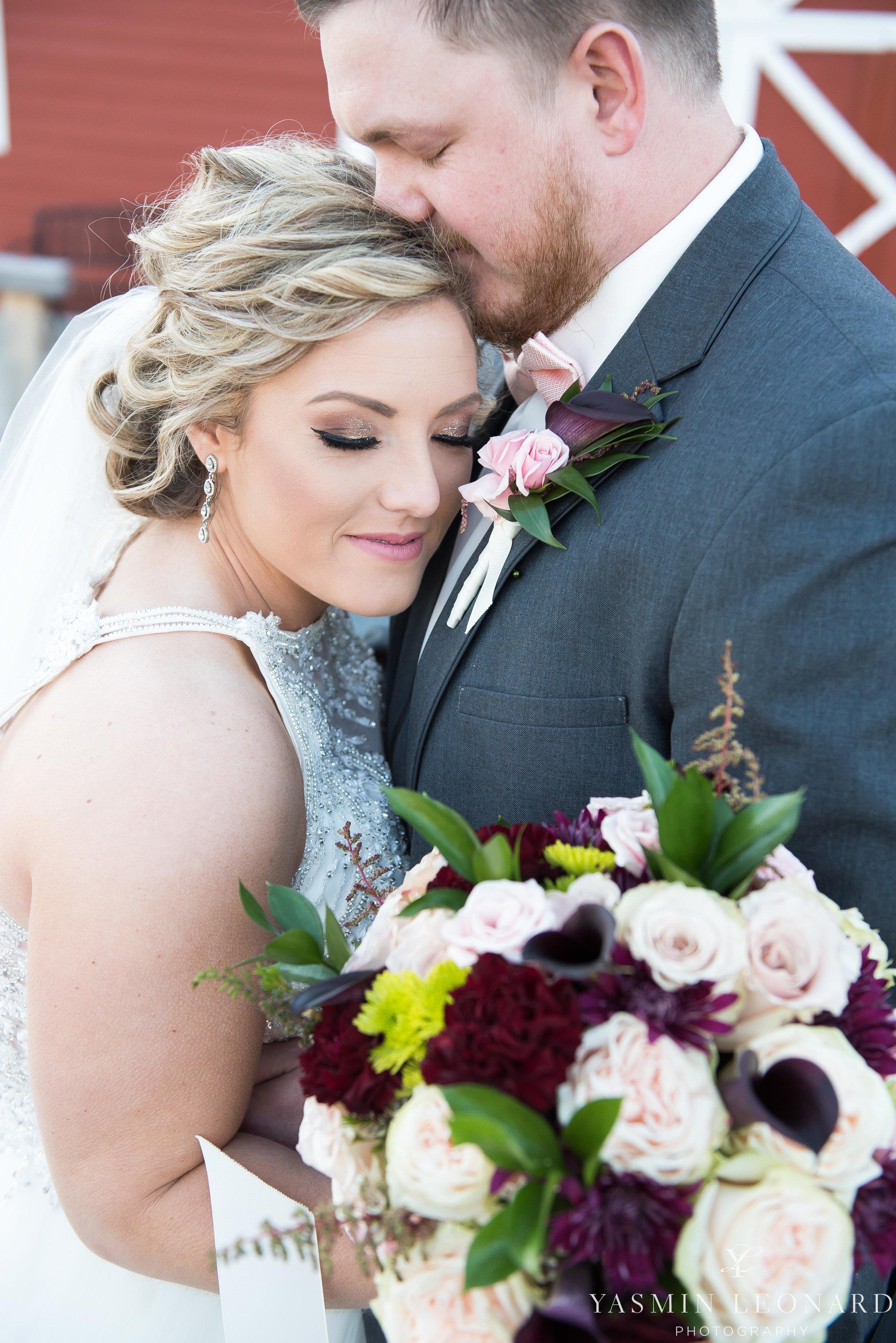 Millikan Farms - Millikan Farms Wedding - Sophia NC Wedding - NC Wedding - NC Wedding Photographer - Yasmin Leonard Photography - High Point Photographer - Barn Wedding - Wedding Venues in NC - Triad Wedding Photographer-54.jpg