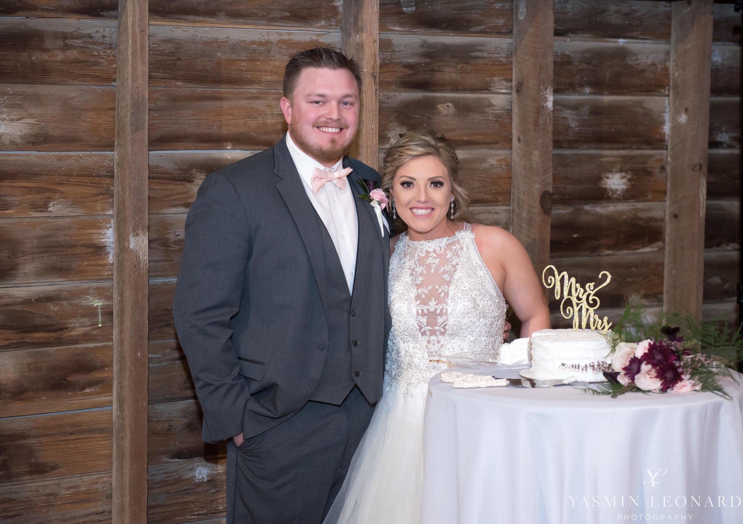 Millikan Farms - Millikan Farms Wedding - Sophia NC Wedding - NC Wedding - NC Wedding Photographer - Yasmin Leonard Photography - High Point Photographer - Barn Wedding - Wedding Venues in NC - Triad Wedding Photographer-70.jpg