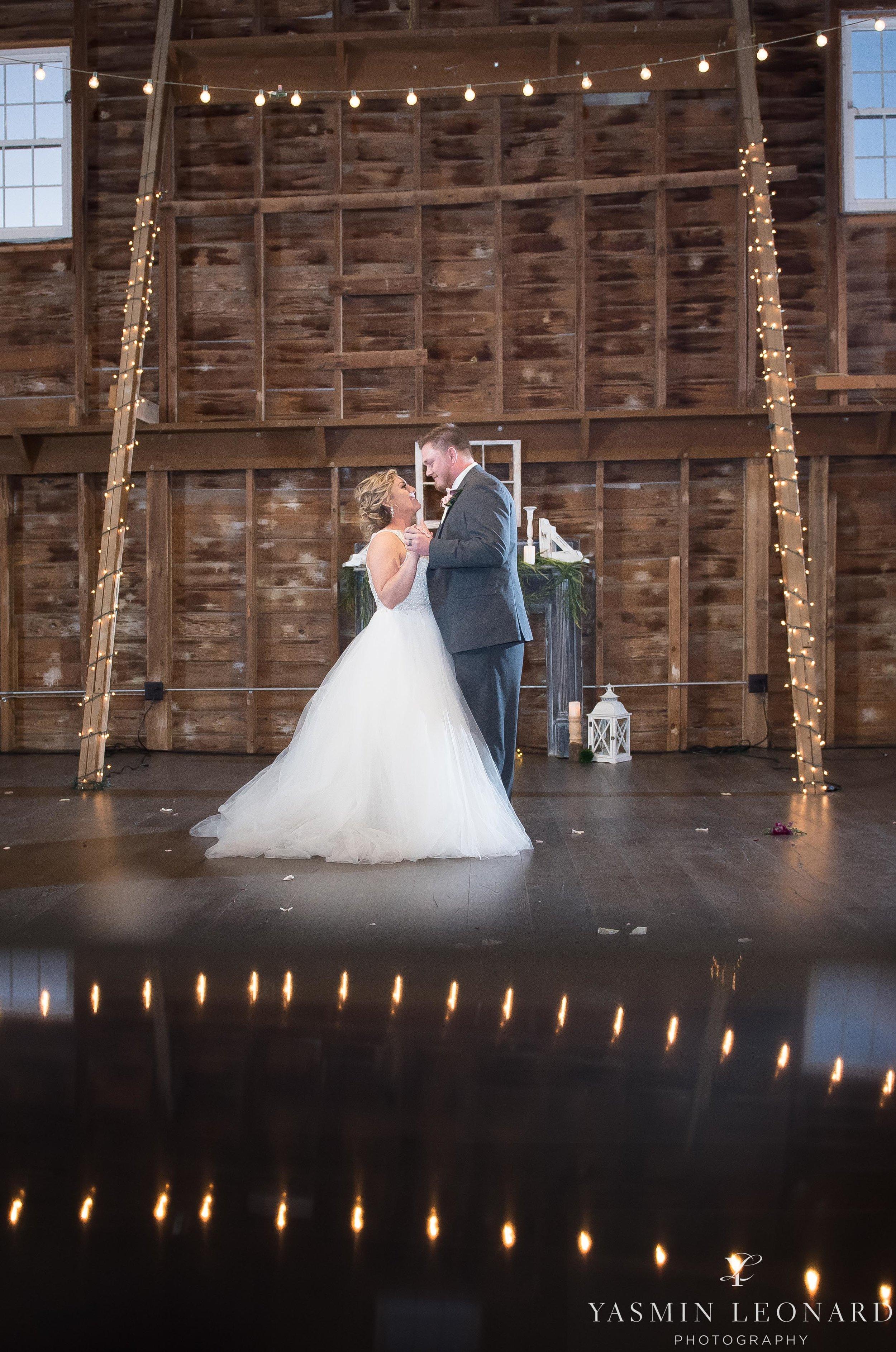 Millikan Farms - Millikan Farms Wedding - Sophia NC Wedding - NC Wedding - NC Wedding Photographer - Yasmin Leonard Photography - High Point Photographer - Barn Wedding - Wedding Venues in NC - Triad Wedding Photographer-75.jpg