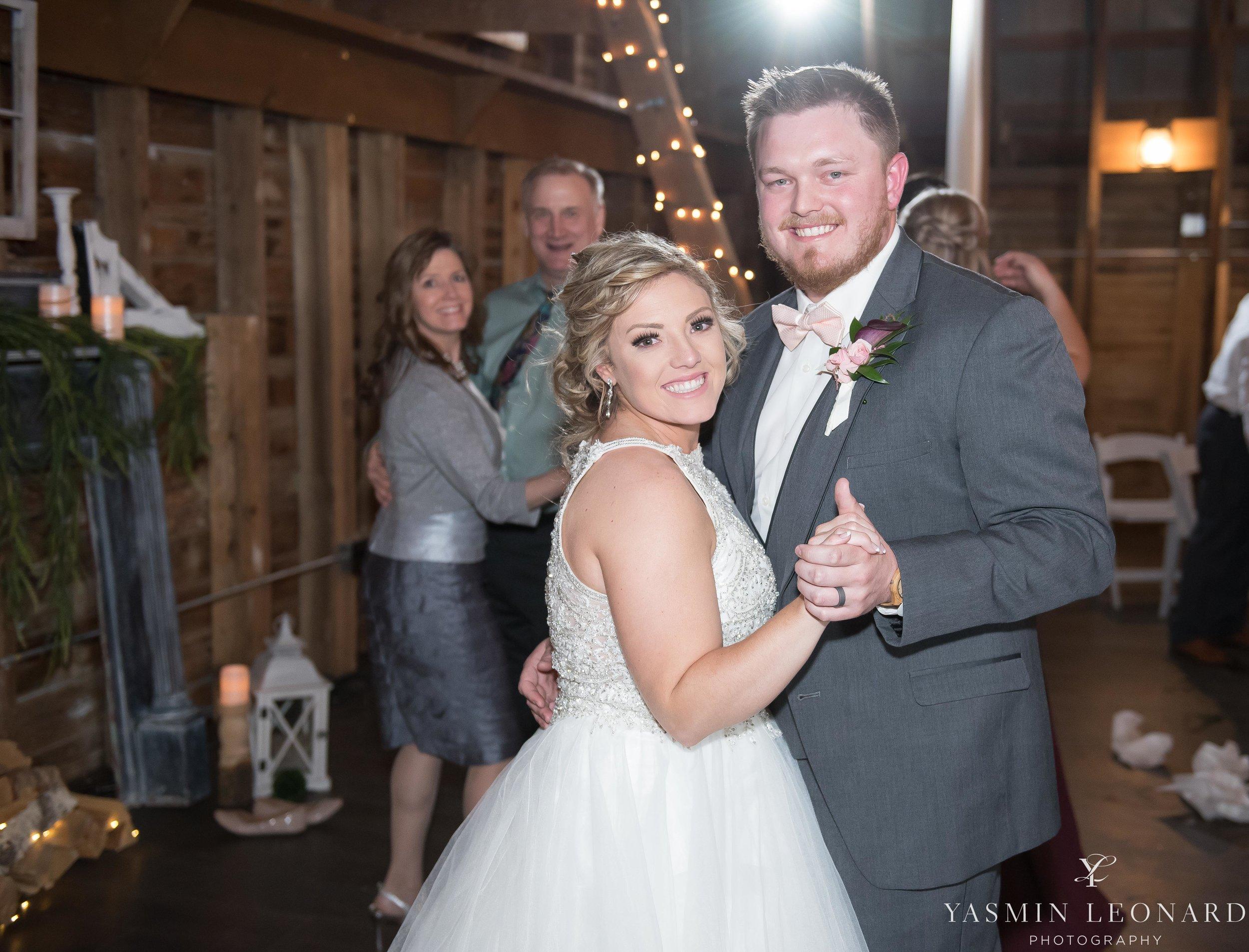 Millikan Farms - Millikan Farms Wedding - Sophia NC Wedding - NC Wedding - NC Wedding Photographer - Yasmin Leonard Photography - High Point Photographer - Barn Wedding - Wedding Venues in NC - Triad Wedding Photographer-90.jpg