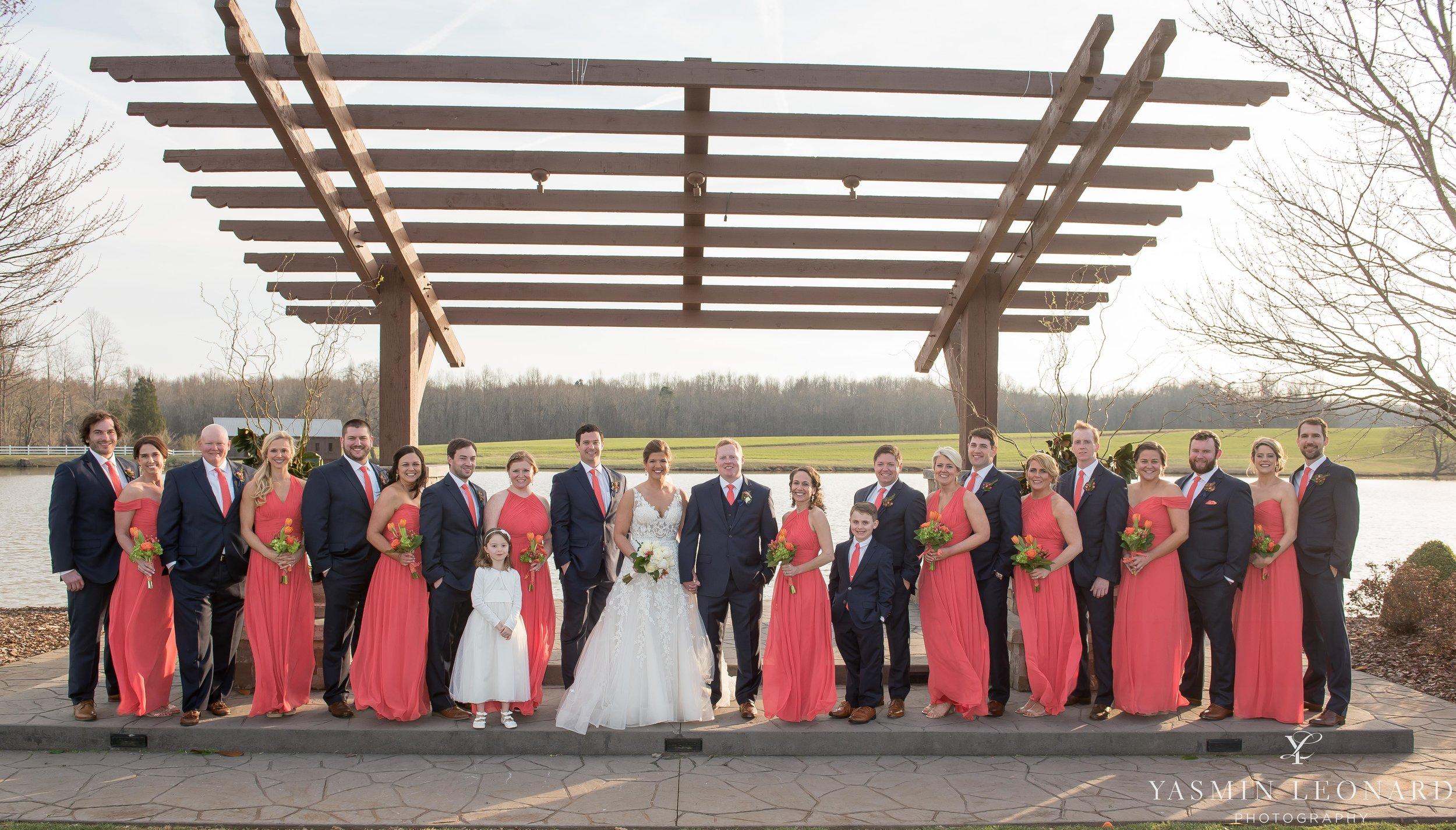 Adaumont Farm - Adaumont Farm Weddings - Trinity Weddings - NC Weddings - Yasmin Leonard Photography-40.jpg