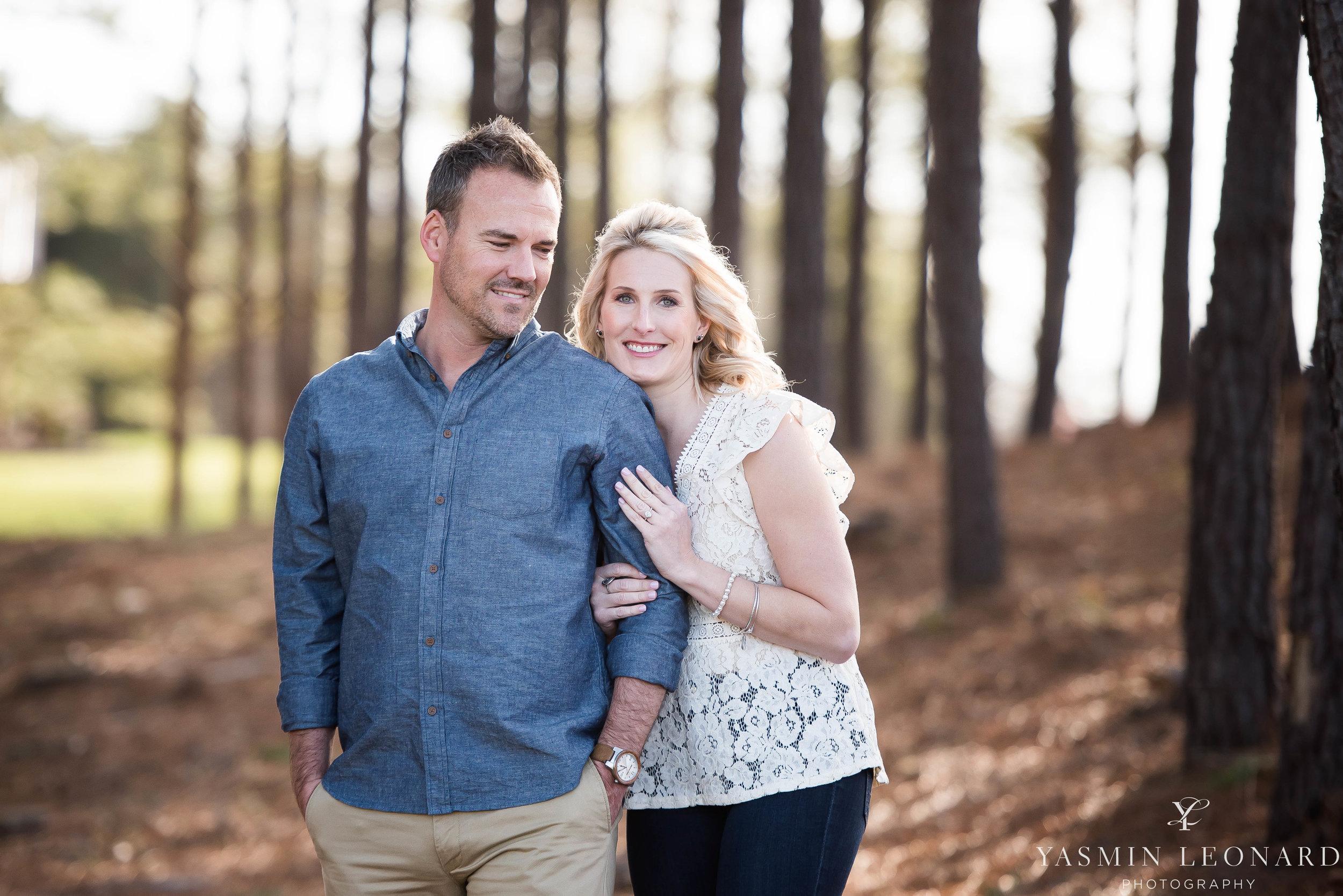 High Point Wedding Photographer - NC Wedding Photographer - Yasmin Leonard Photography - Engagement Poses - Engagement Ideas - Outdoor Engagement Session-7.jpg