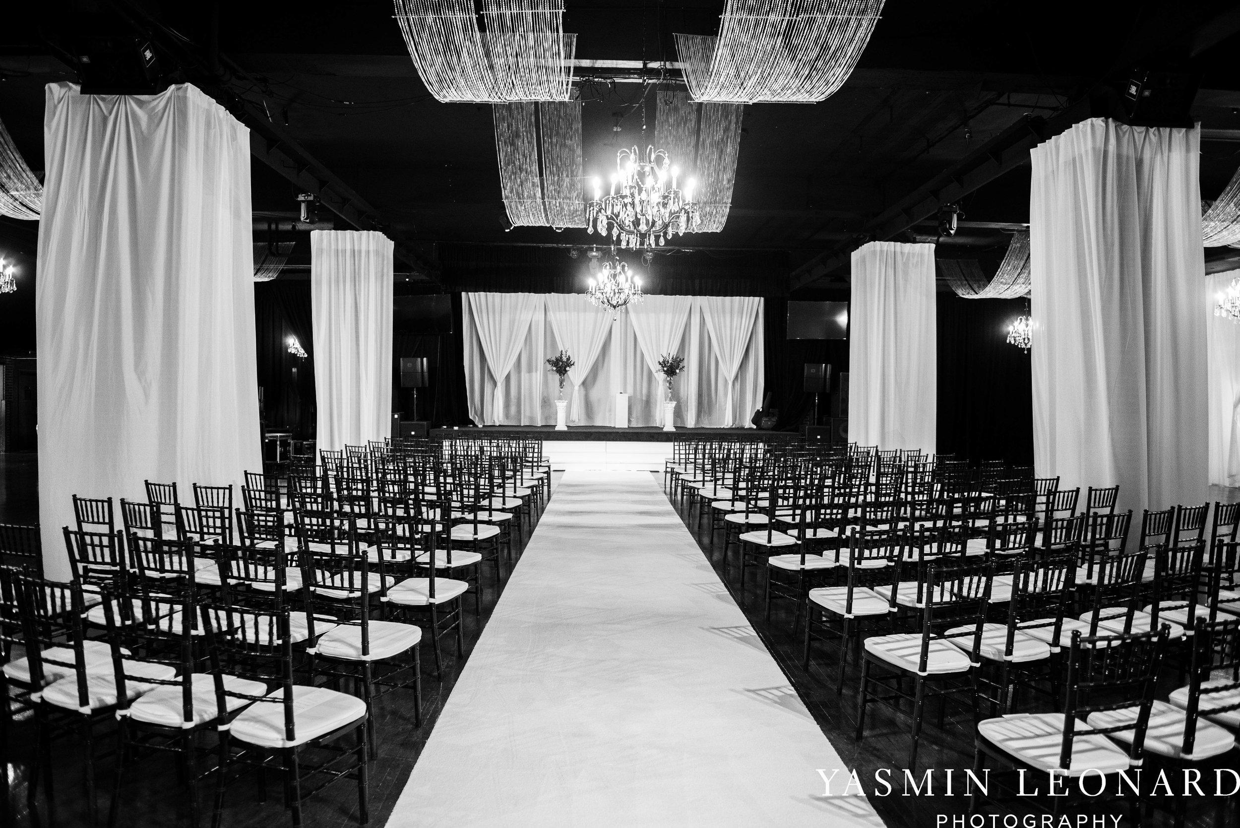Millennium Center Wedding - Downtown Winston Salem - Winston Salem Wedding Photographer - Winston Salem Venues - Indoor Wedding Venues - NC Wedding Photographer - Yasmin Leonard Photography-34.jpg