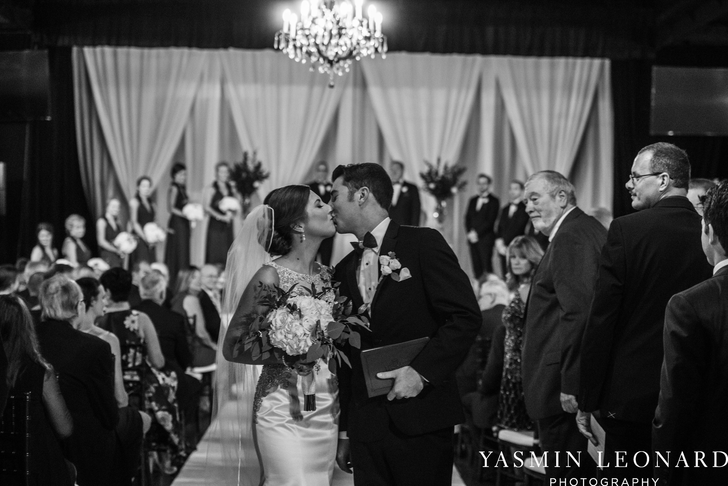 Millennium Center Wedding - Downtown Winston Salem - Winston Salem Wedding Photographer - Winston Salem Venues - Indoor Wedding Venues - NC Wedding Photographer - Yasmin Leonard Photography-44.jpg