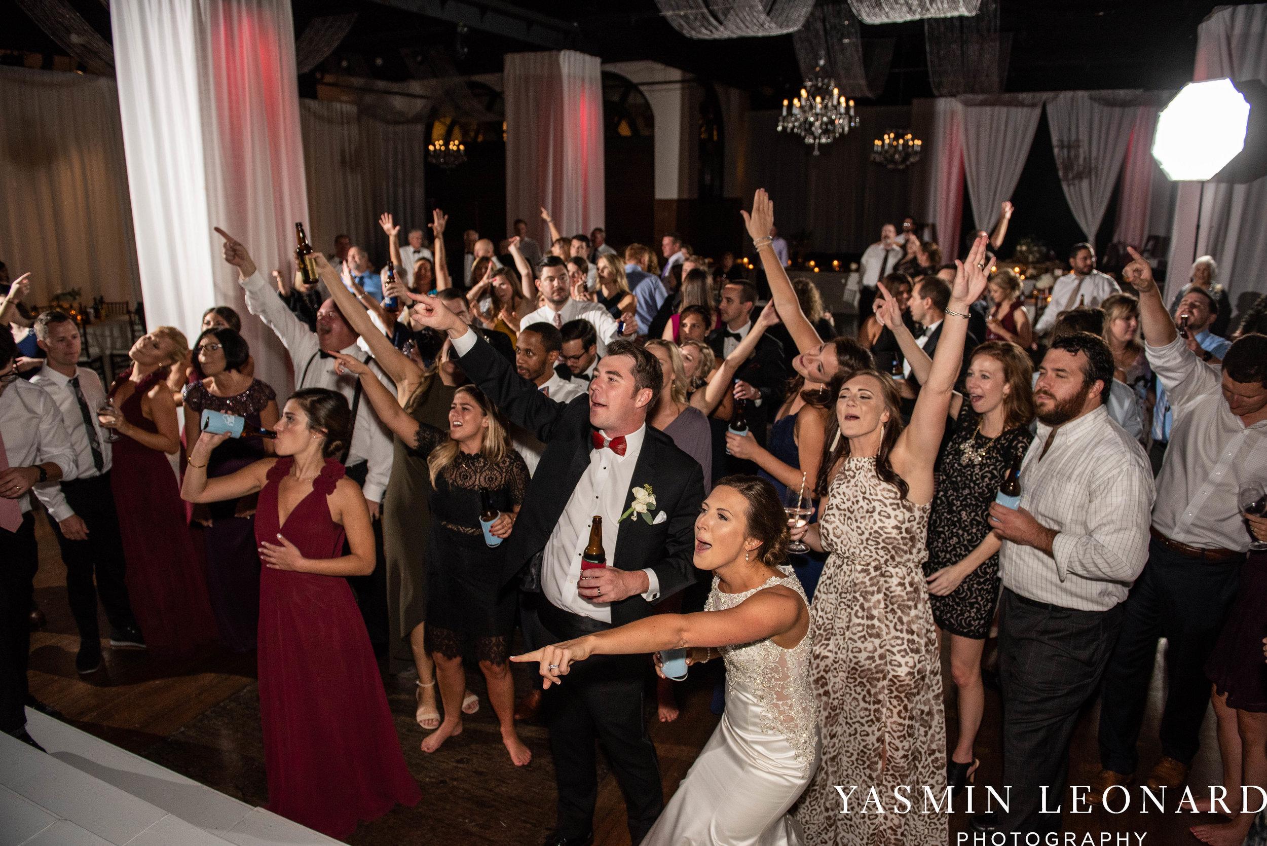 Millennium Center Wedding - Downtown Winston Salem - Winston Salem Wedding Photographer - Winston Salem Venues - Indoor Wedding Venues - NC Wedding Photographer - Yasmin Leonard Photography-85.jpg