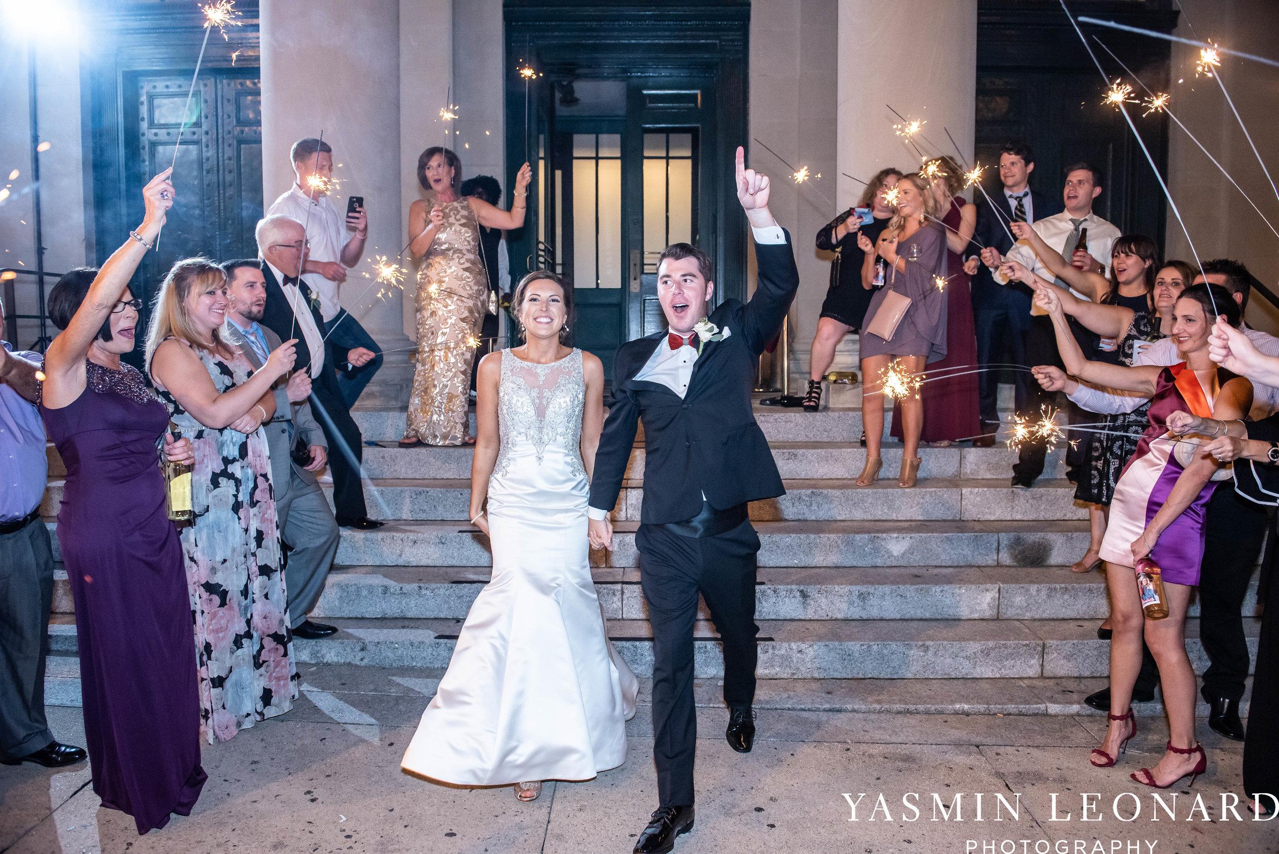 Millennium Center Wedding - Downtown Winston Salem - Winston Salem Wedding Photographer - Winston Salem Venues - Indoor Wedding Venues - NC Wedding Photographer - Yasmin Leonard Photography-87.jpg