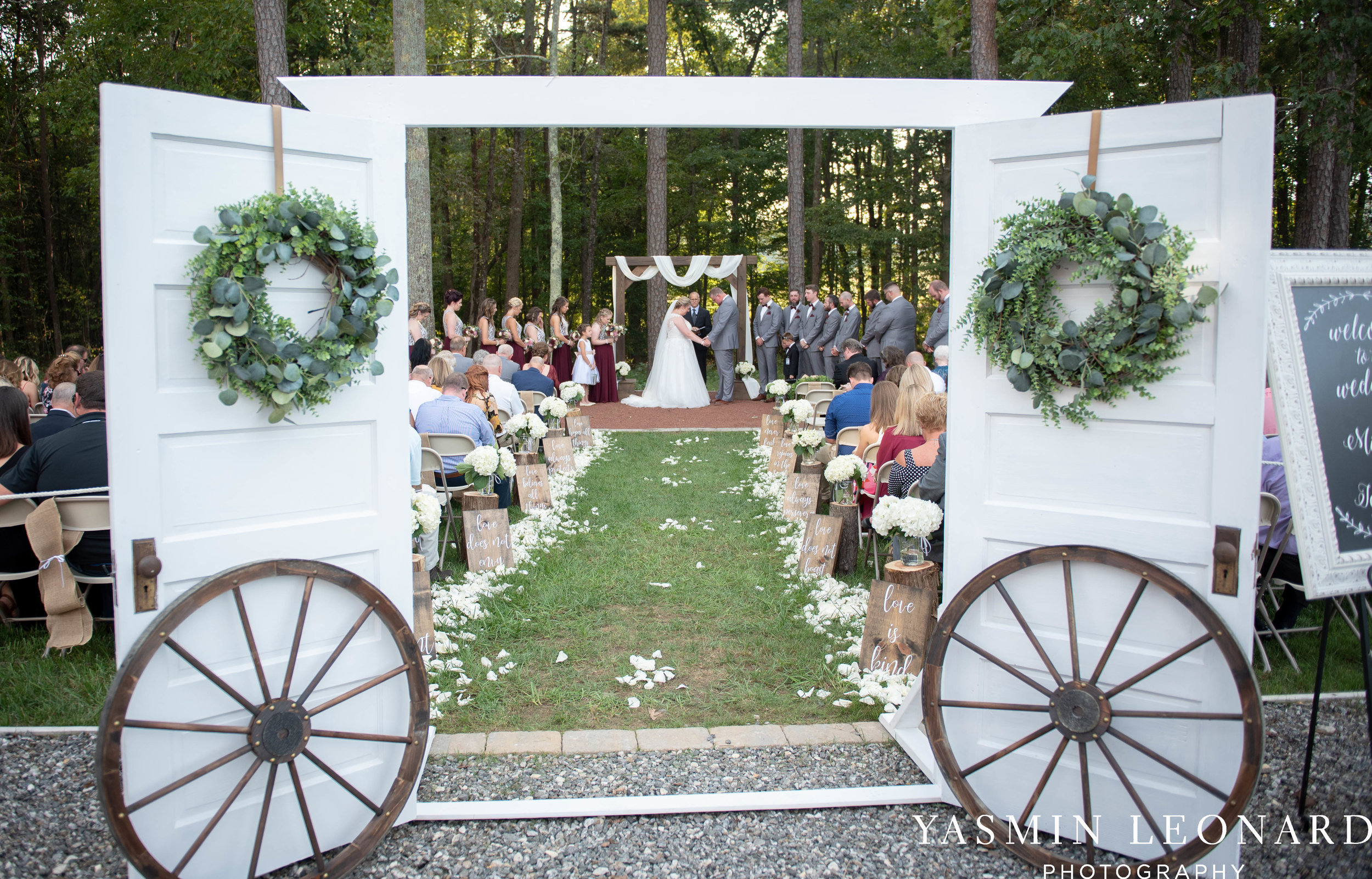 Danner Farms - NC Wedding Venues - NC Barns - Statesville NC - NC Wedding Photographer - High Point Wedding Photographer - Yasmin Leonard Photography-41.jpg