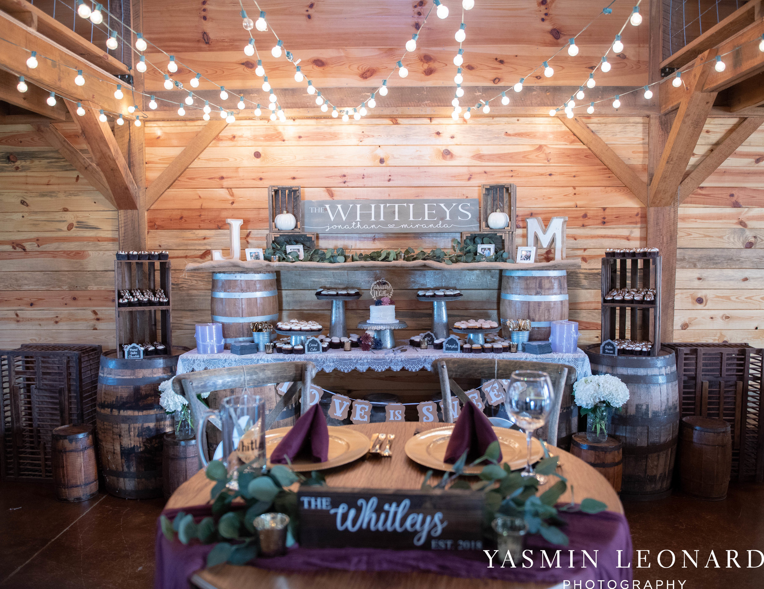 Danner Farms - NC Wedding Venues - NC Barns - Statesville NC - NC Wedding Photographer - High Point Wedding Photographer - Yasmin Leonard Photography-59.jpg