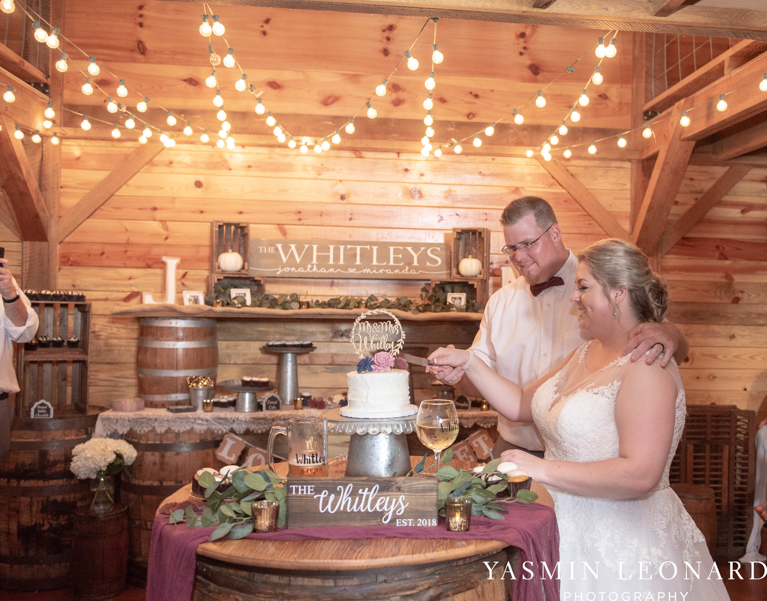 Danner Farms - NC Wedding Venues - NC Barns - Statesville NC - NC Wedding Photographer - High Point Wedding Photographer - Yasmin Leonard Photography-72.jpg