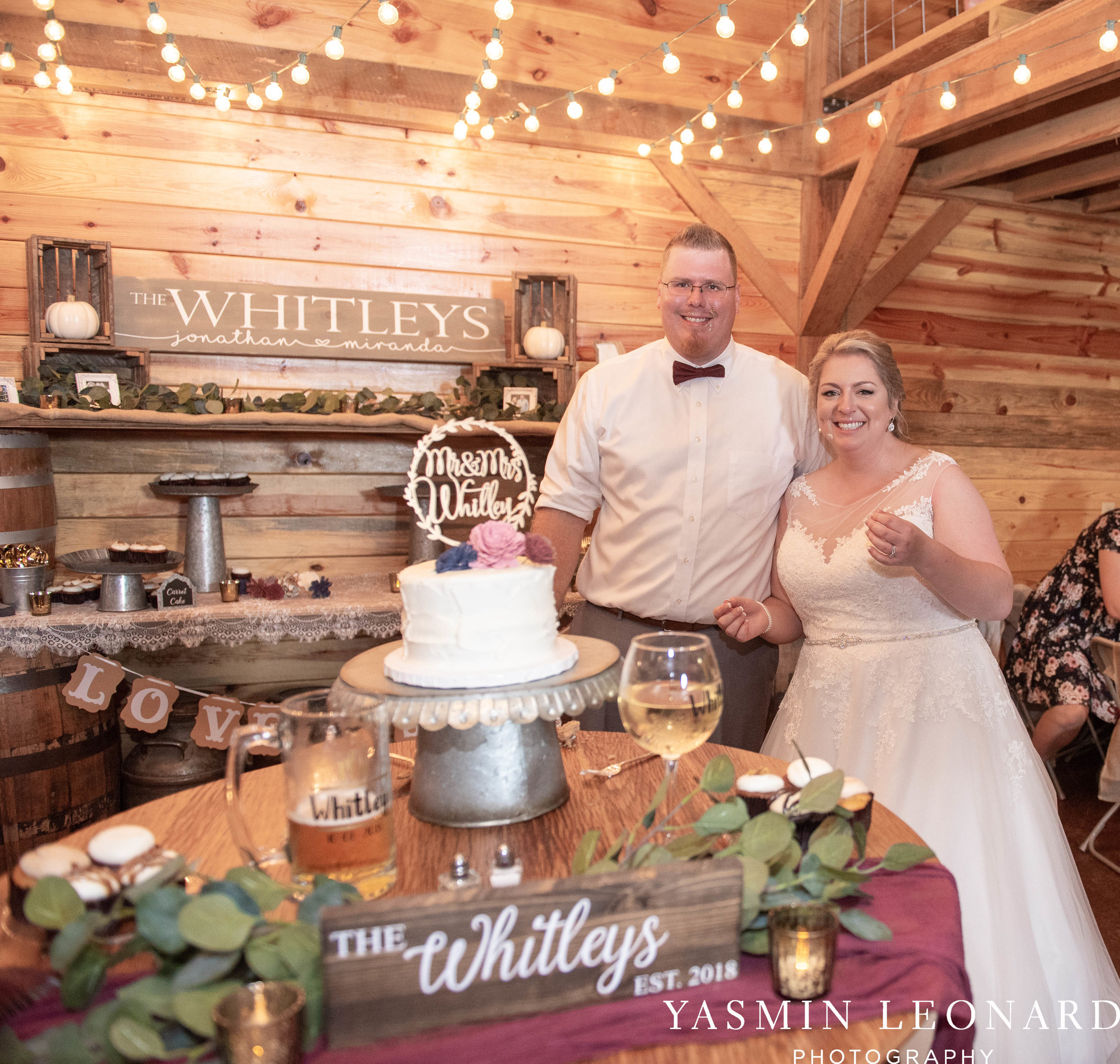 Danner Farms - NC Wedding Venues - NC Barns - Statesville NC - NC Wedding Photographer - High Point Wedding Photographer - Yasmin Leonard Photography-73.jpg