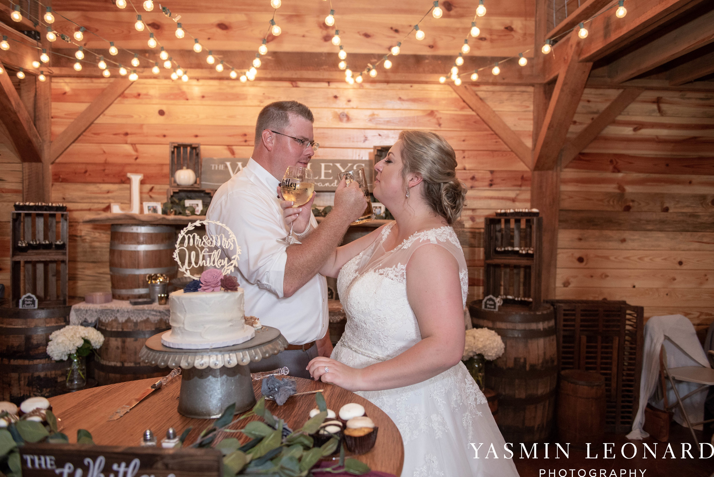 Danner Farms - NC Wedding Venues - NC Barns - Statesville NC - NC Wedding Photographer - High Point Wedding Photographer - Yasmin Leonard Photography-74.jpg